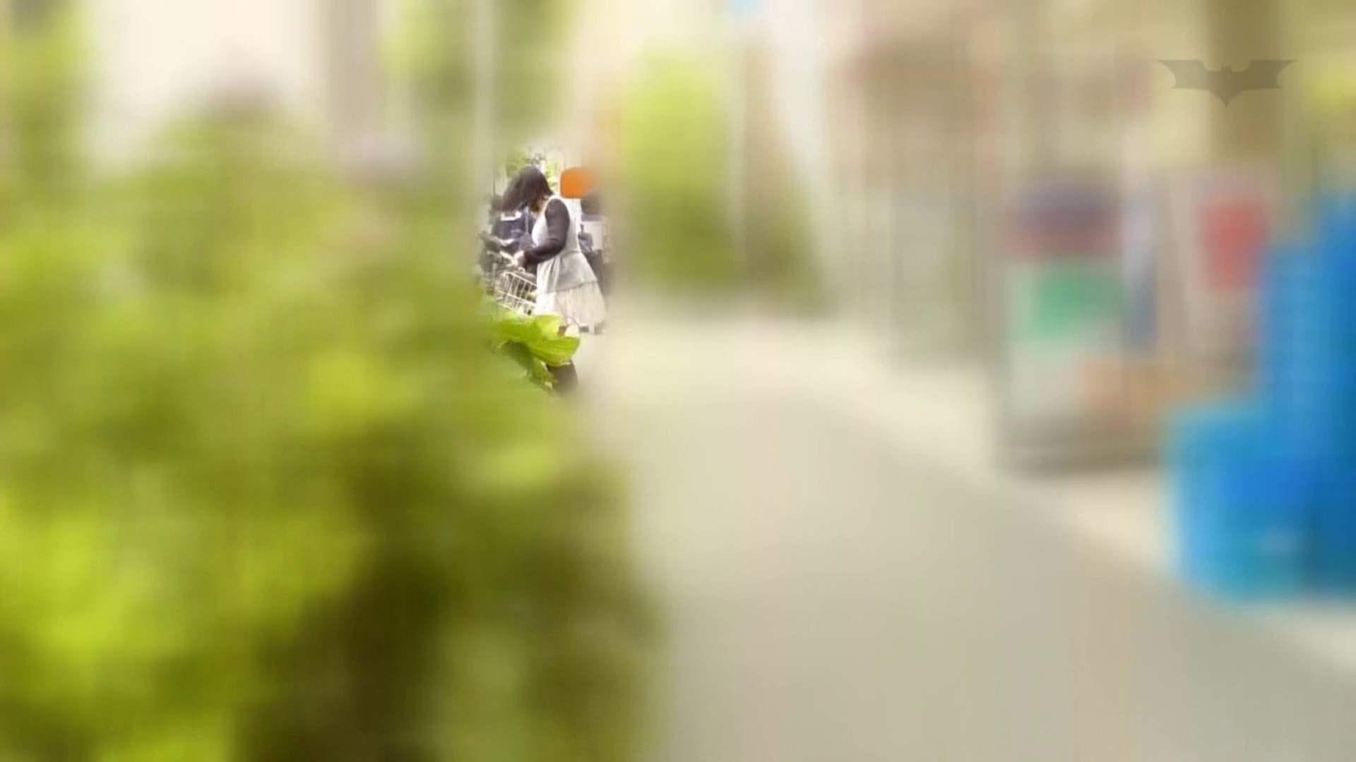 自転車パンチラ Vol.06 隠れた名作 AV無料 65画像 17