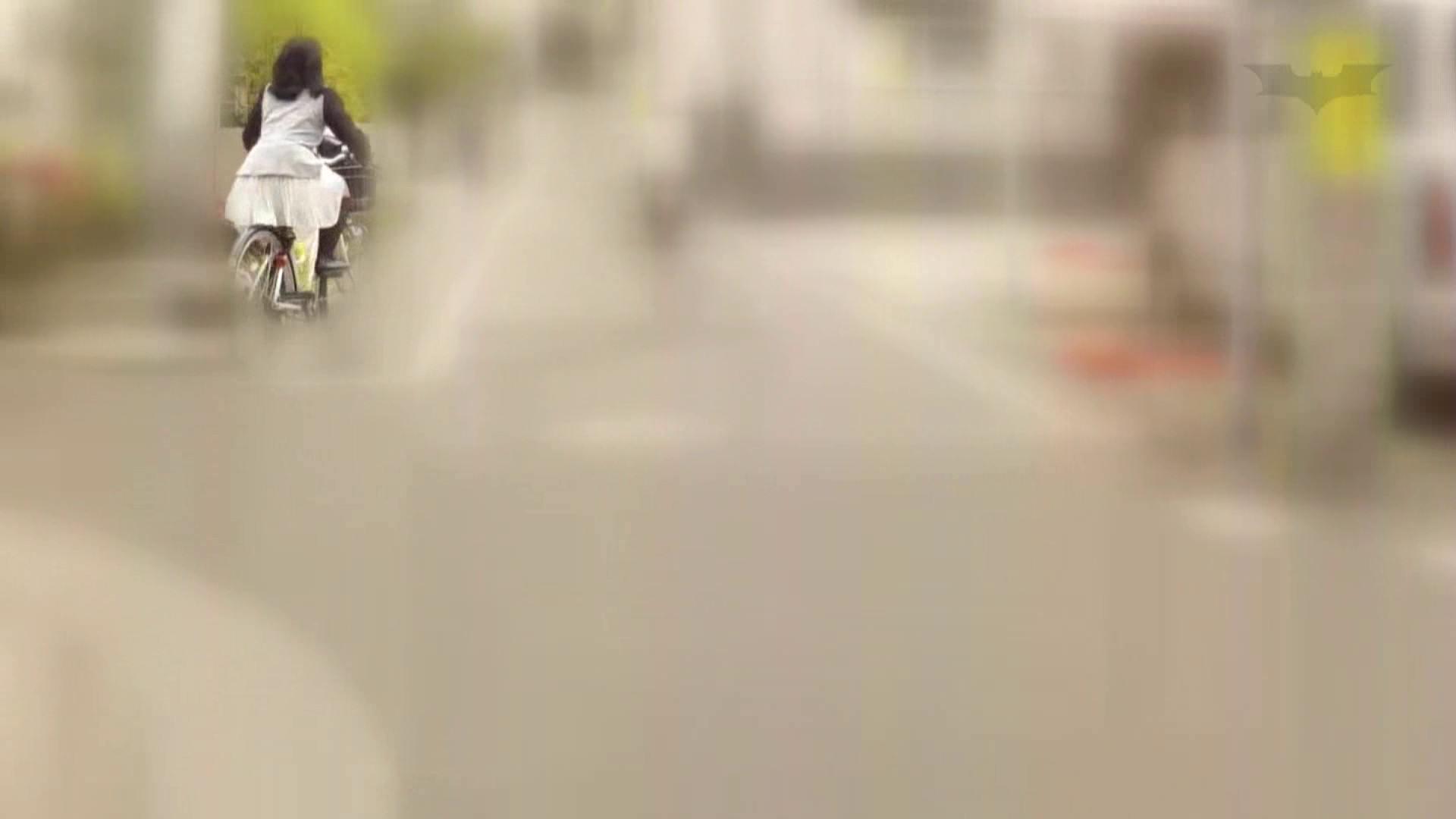 自転車パンチラ Vol.06 追跡 エロ無料画像 65画像 18