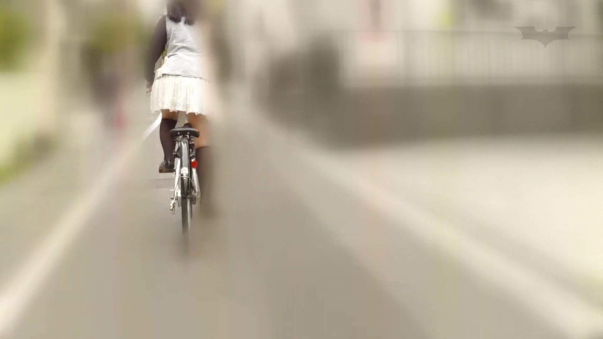 自転車パンチラ Vol.06 おしり祭り おめこ無修正動画無料 65画像 19