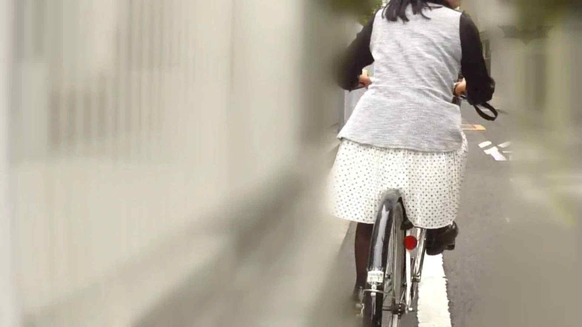自転車パンチラ Vol.06 高画質 オマンコ動画キャプチャ 65画像 23