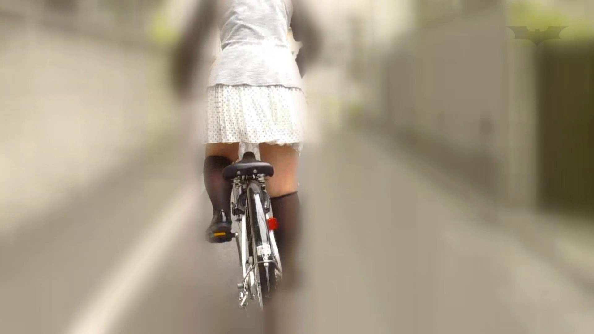 自転車パンチラ Vol.06 パンチラ おめこ無修正画像 65画像 25