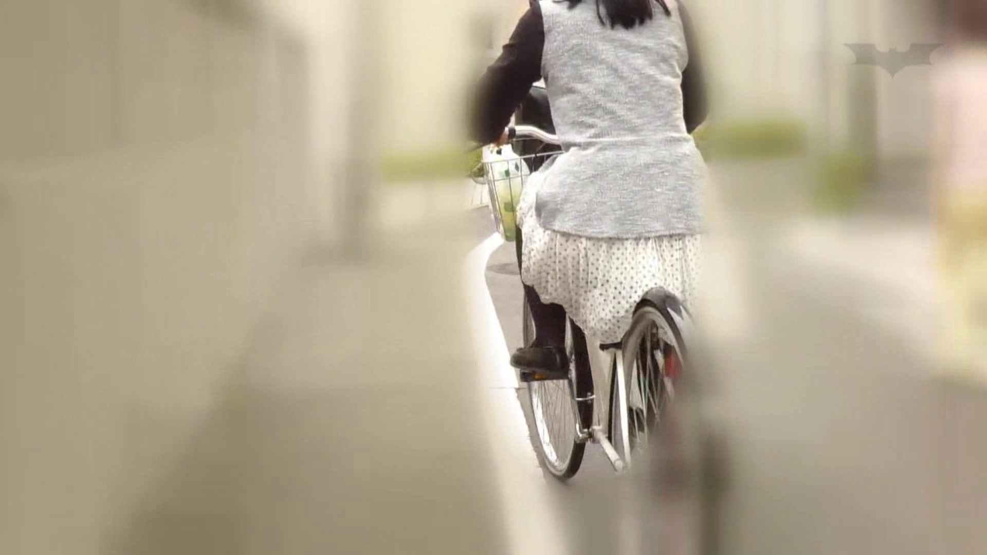 自転車パンチラ Vol.06 チラ エロ無料画像 65画像 26