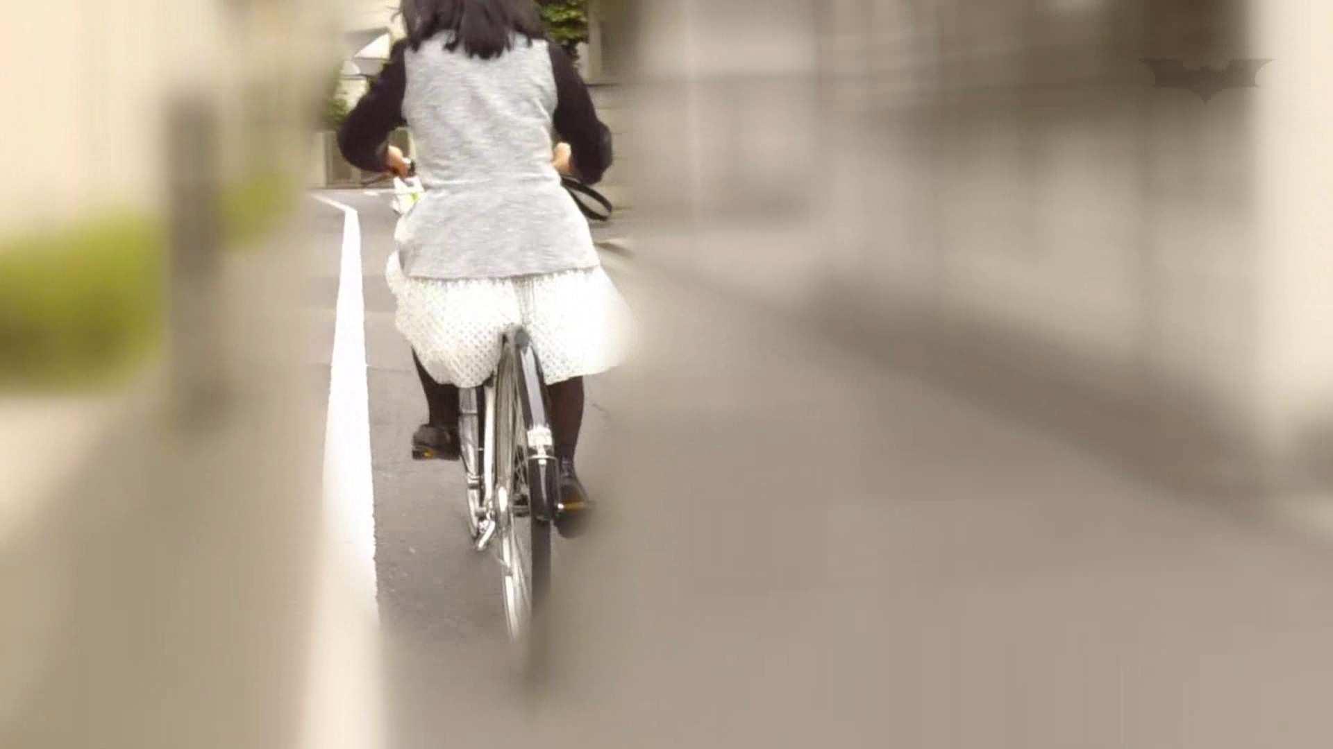 自転車パンチラ Vol.06 隠れた名作 AV無料 65画像 27