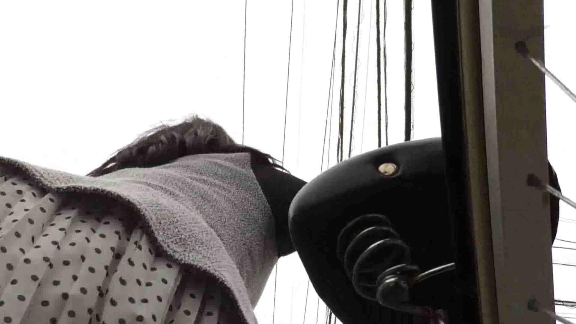 自転車パンチラ Vol.06 高画質 オマンコ動画キャプチャ 65画像 43
