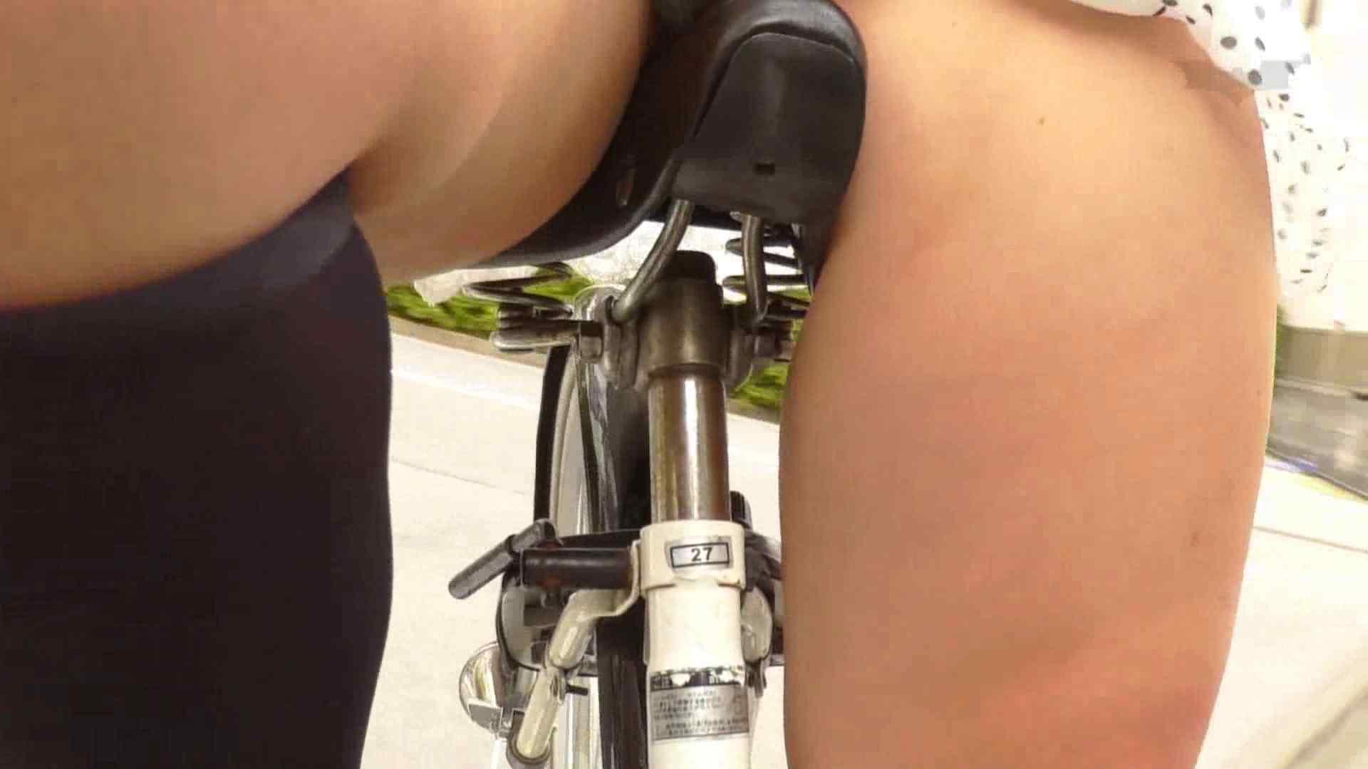 自転車パンチラ Vol.06 高画質 オマンコ動画キャプチャ 65画像 63