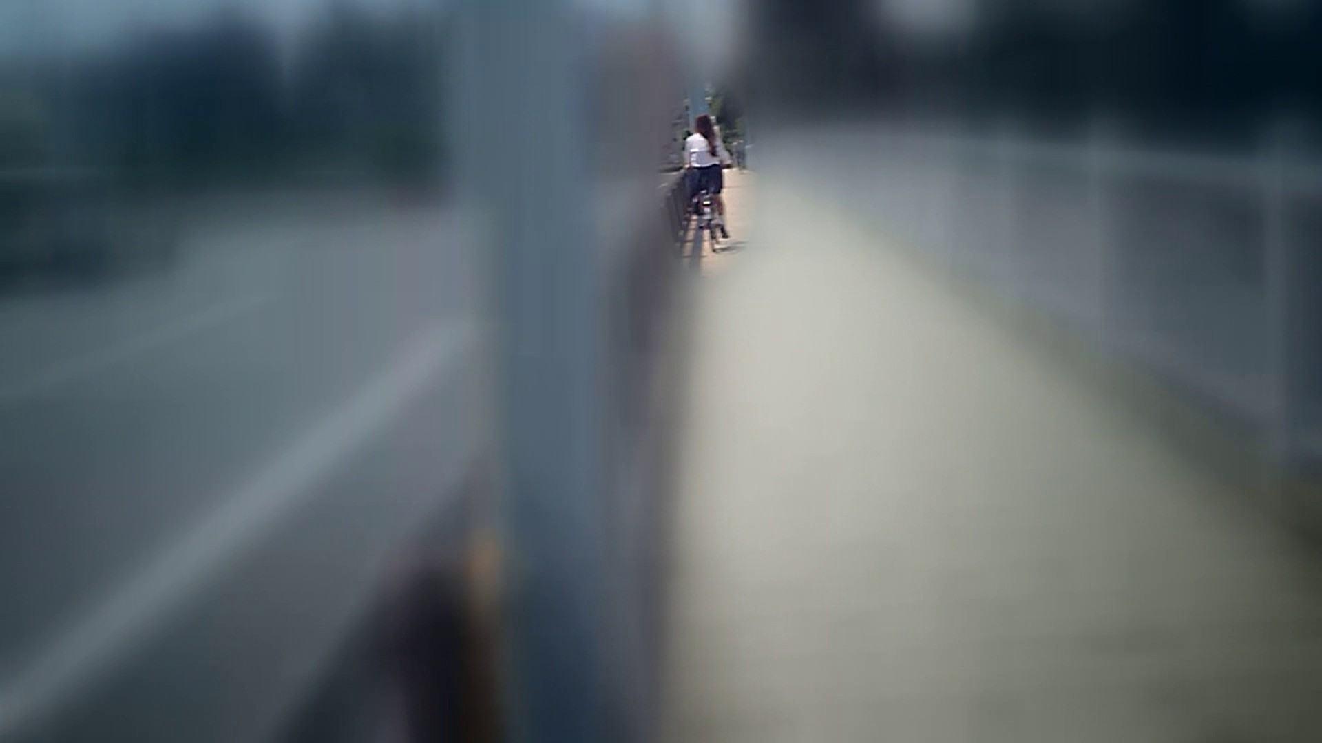 自転車パンチラ Vol.07 おしり祭り オメコ動画キャプチャ 90画像 31