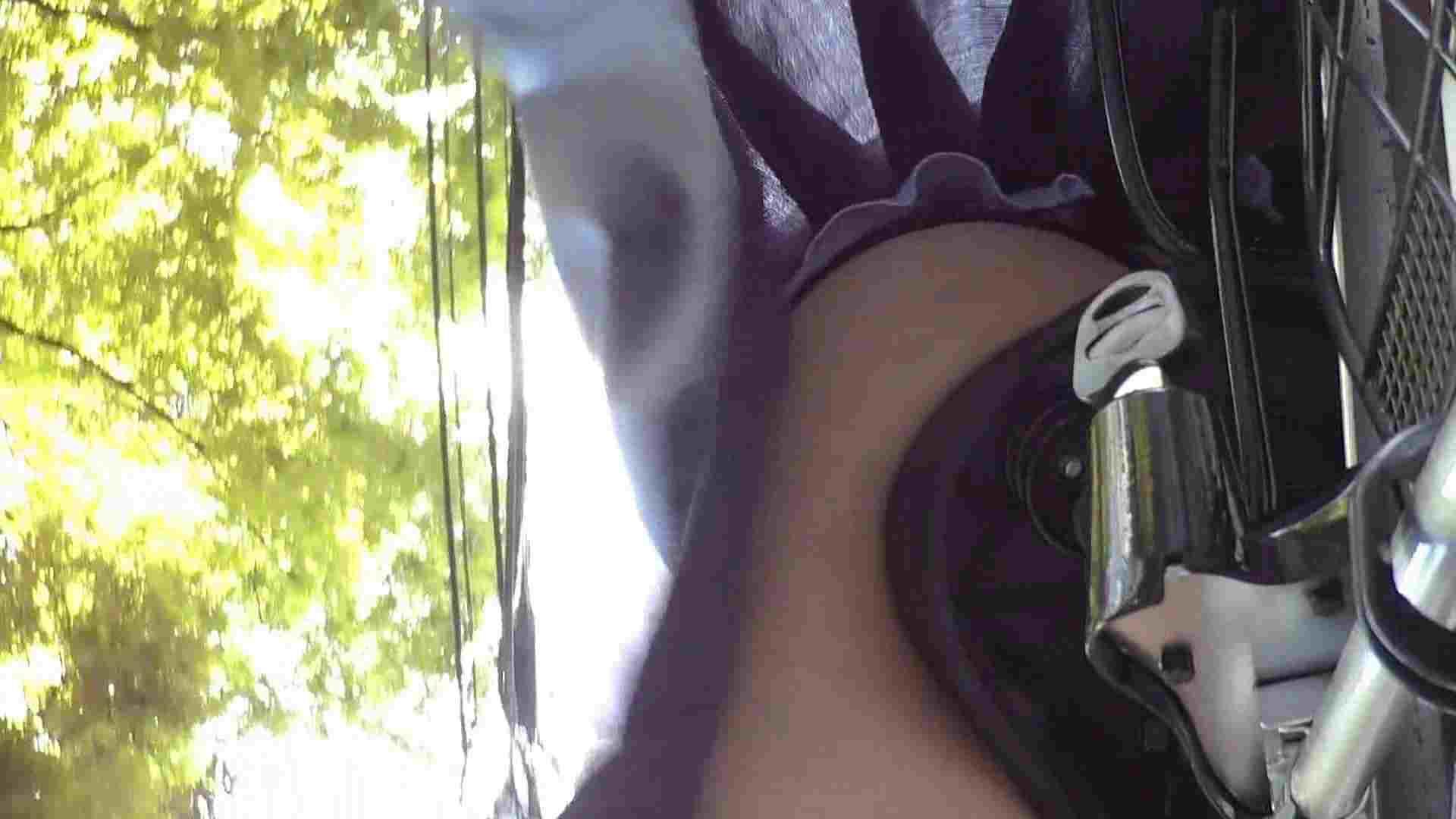 自転車パンチラ Vol.07 ギャル攻め オメコ無修正動画無料 90画像 74