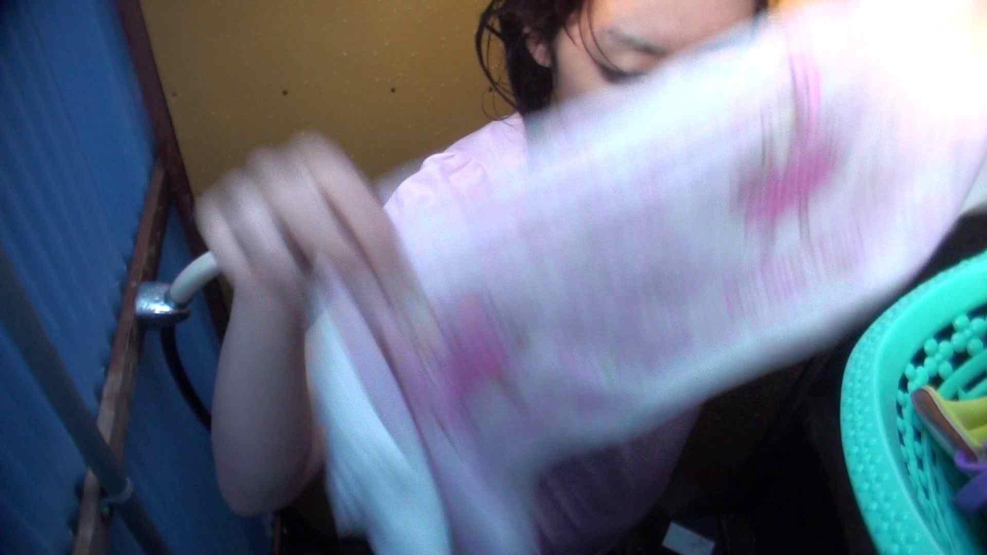 Vol.4 ツインテールとピンクの水着夢見る乙女の貧乳ちゃん シャワー室 濡れ場動画紹介 66画像 12