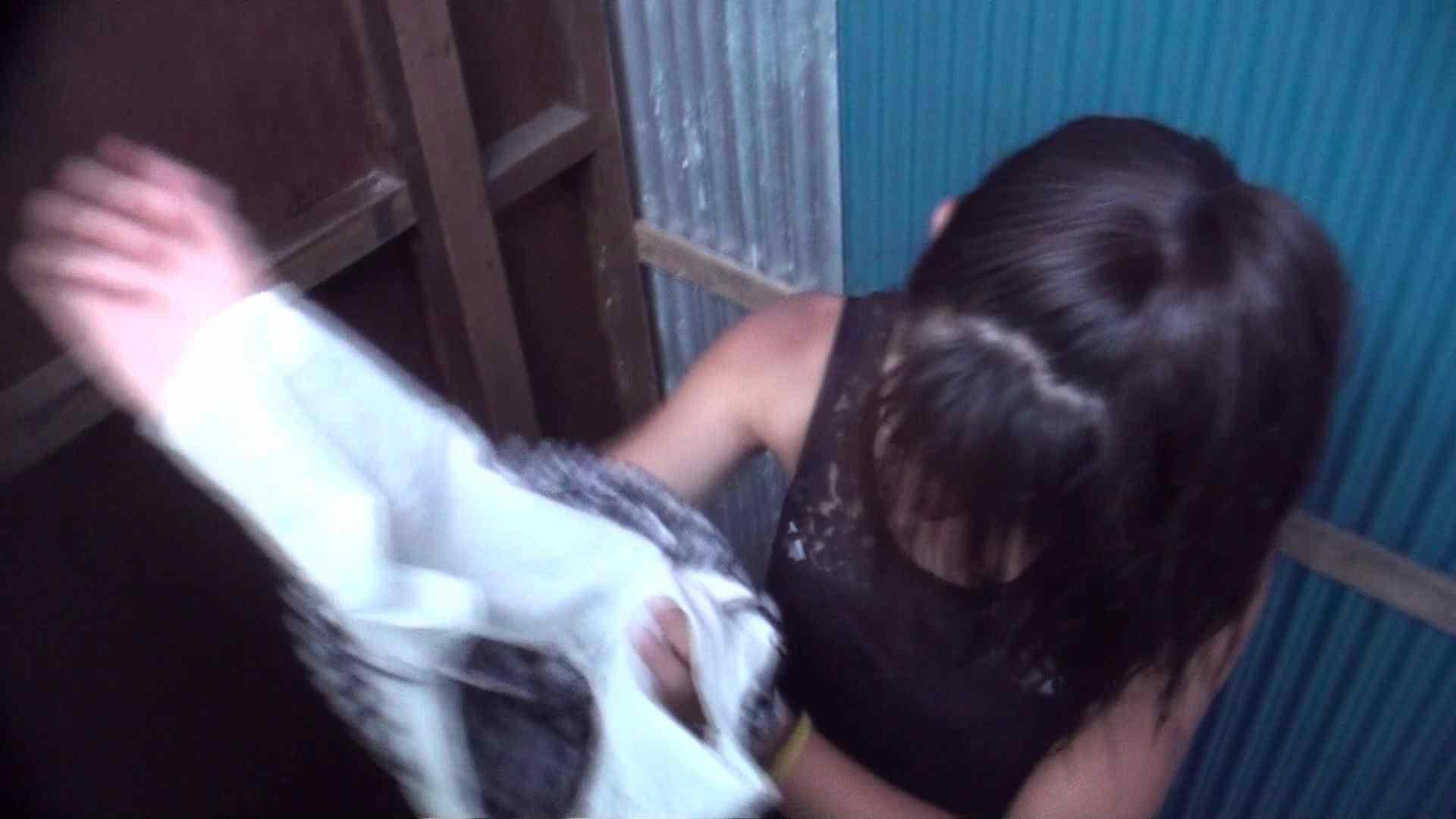Vol.17 ガーリーなビキニと下着に興奮です! シャワー室 オマンコ動画キャプチャ 80画像 13