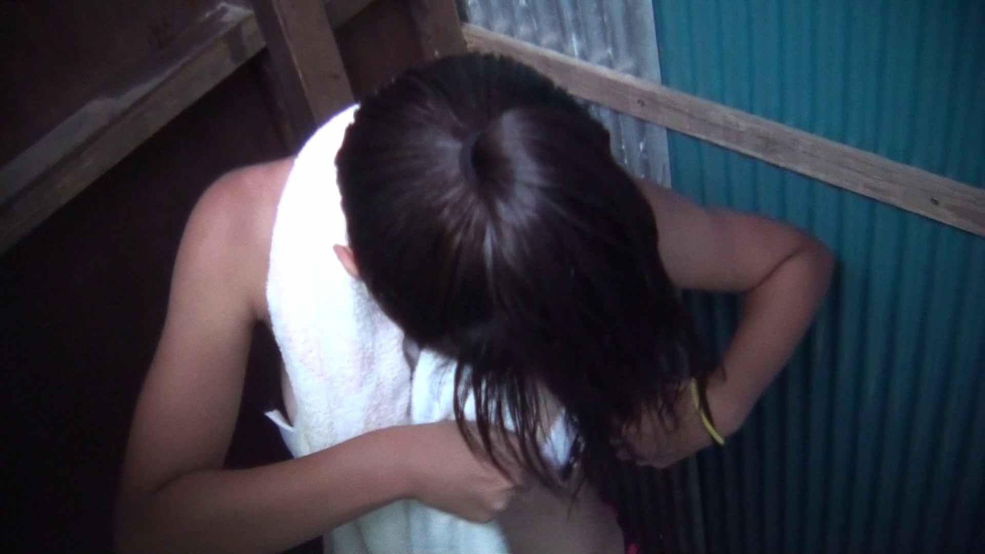 Vol.17 ガーリーなビキニと下着に興奮です! シャワー室 オマンコ動画キャプチャ 80画像 34