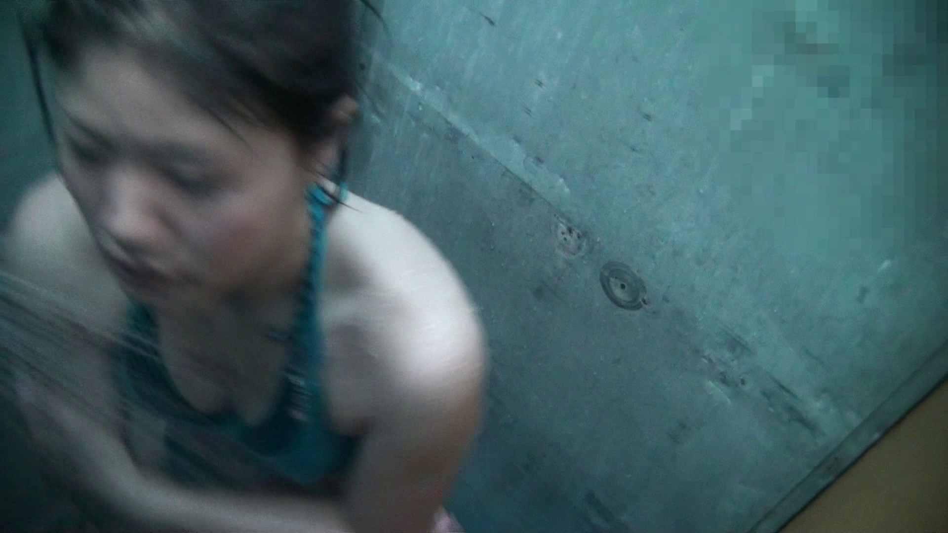 Vol.25 乳首かくしてマン毛隠さず シャワー室 ワレメ無修正動画無料 64画像 47