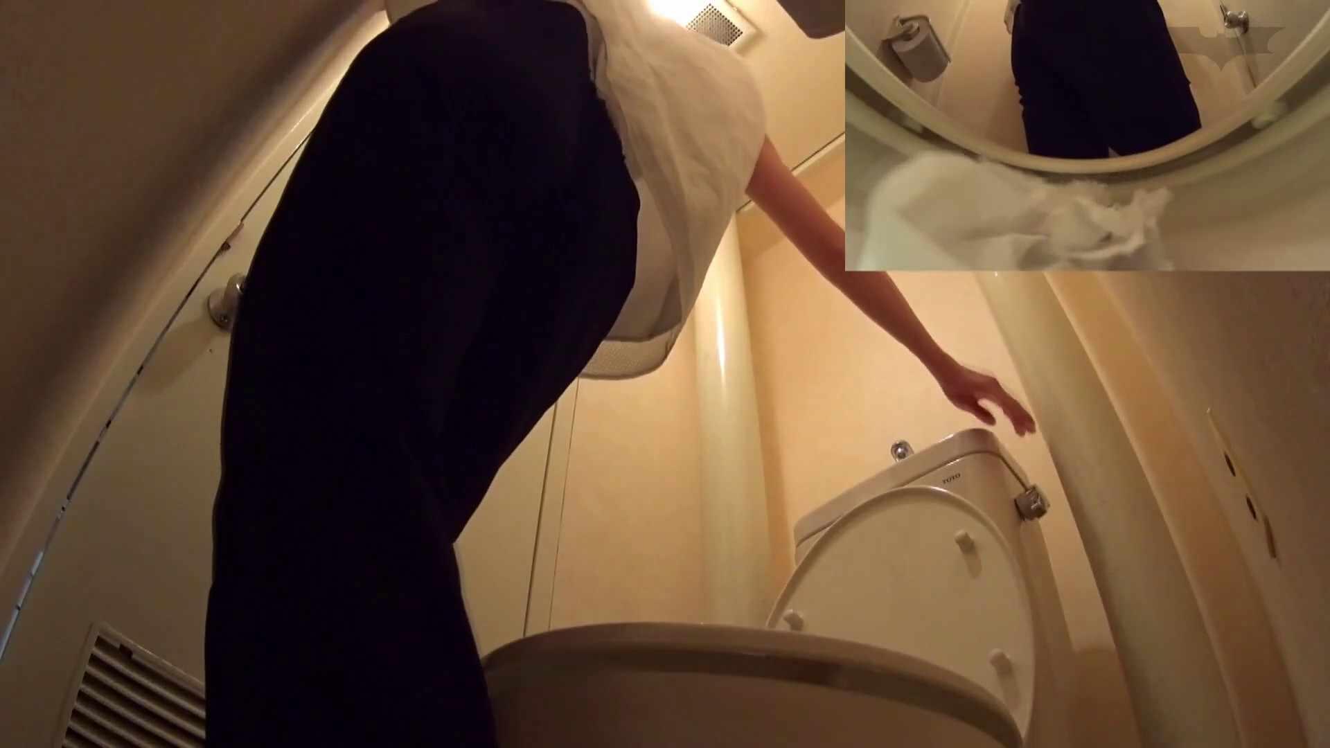 vol.04[洗面所]実はコレが目的でした。-脱糞美人お女市さまと巨乳大学生- 洗面所 AV動画キャプチャ 104画像 52