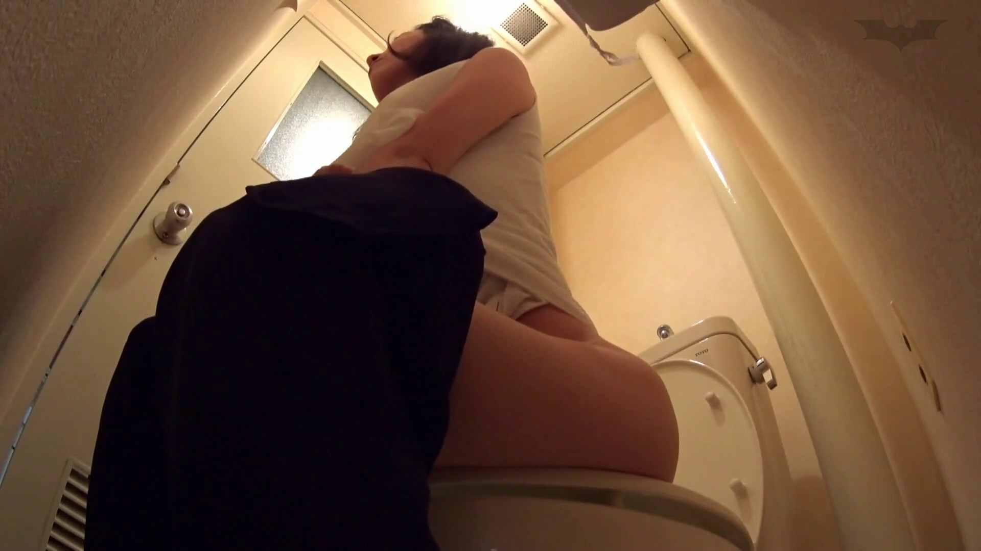 vol.04[洗面所]実はコレが目的でした。-脱糞美人お女市さまと巨乳大学生- 洗面所 AV動画キャプチャ 104画像 76