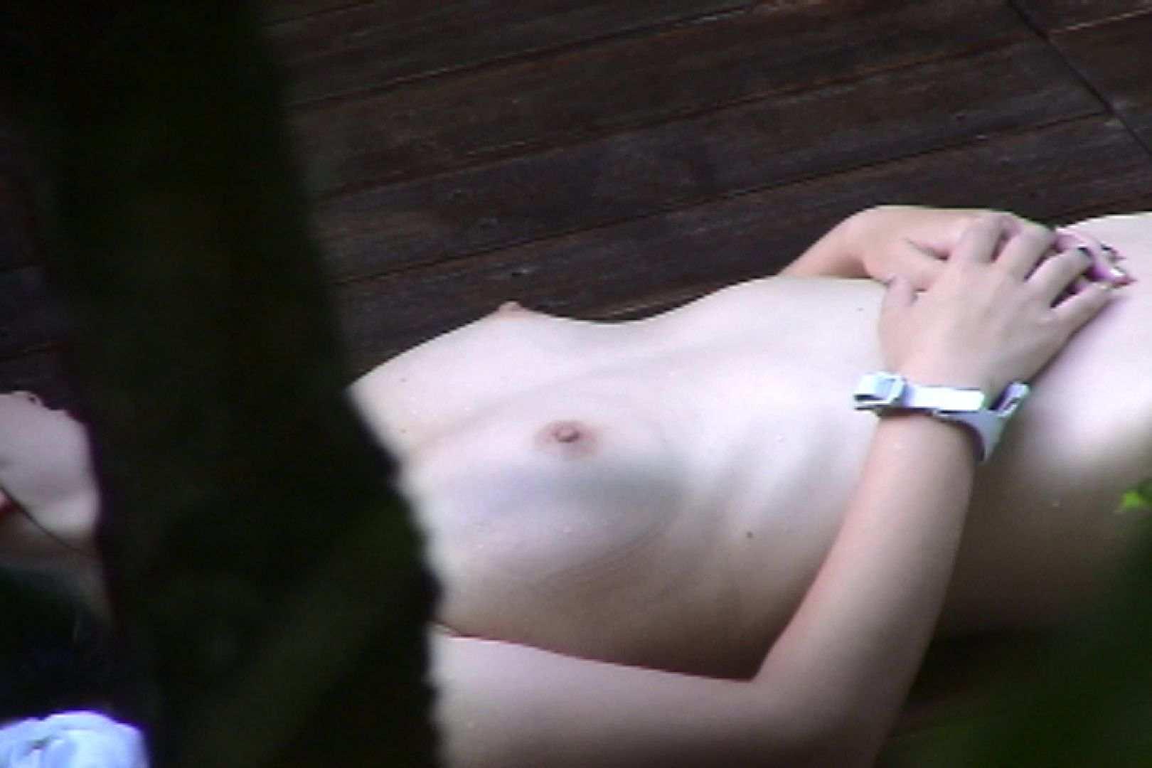 No.11 オトナな女は全裸で裸姿森林浴 美乳   お姉さん攻略  90画像 43