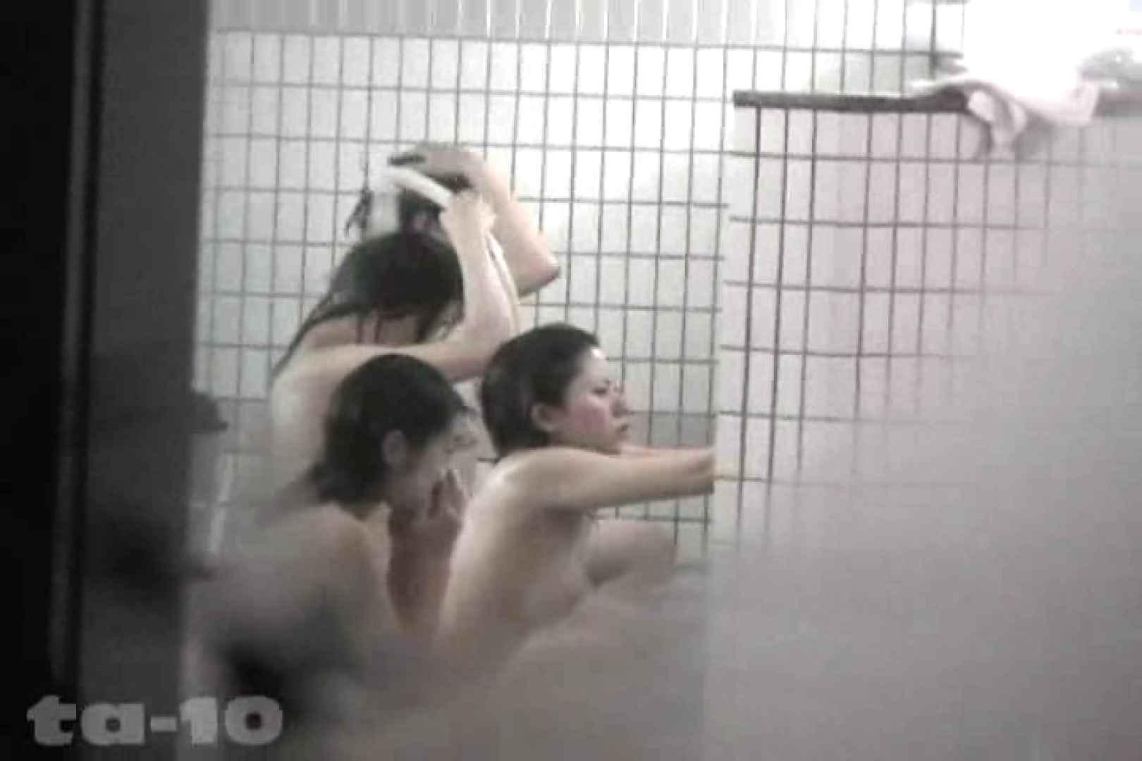 合宿ホテル女風呂盗撮高画質版 Vol.10 盗撮で悶絶 おまんこ動画流出 58画像 18