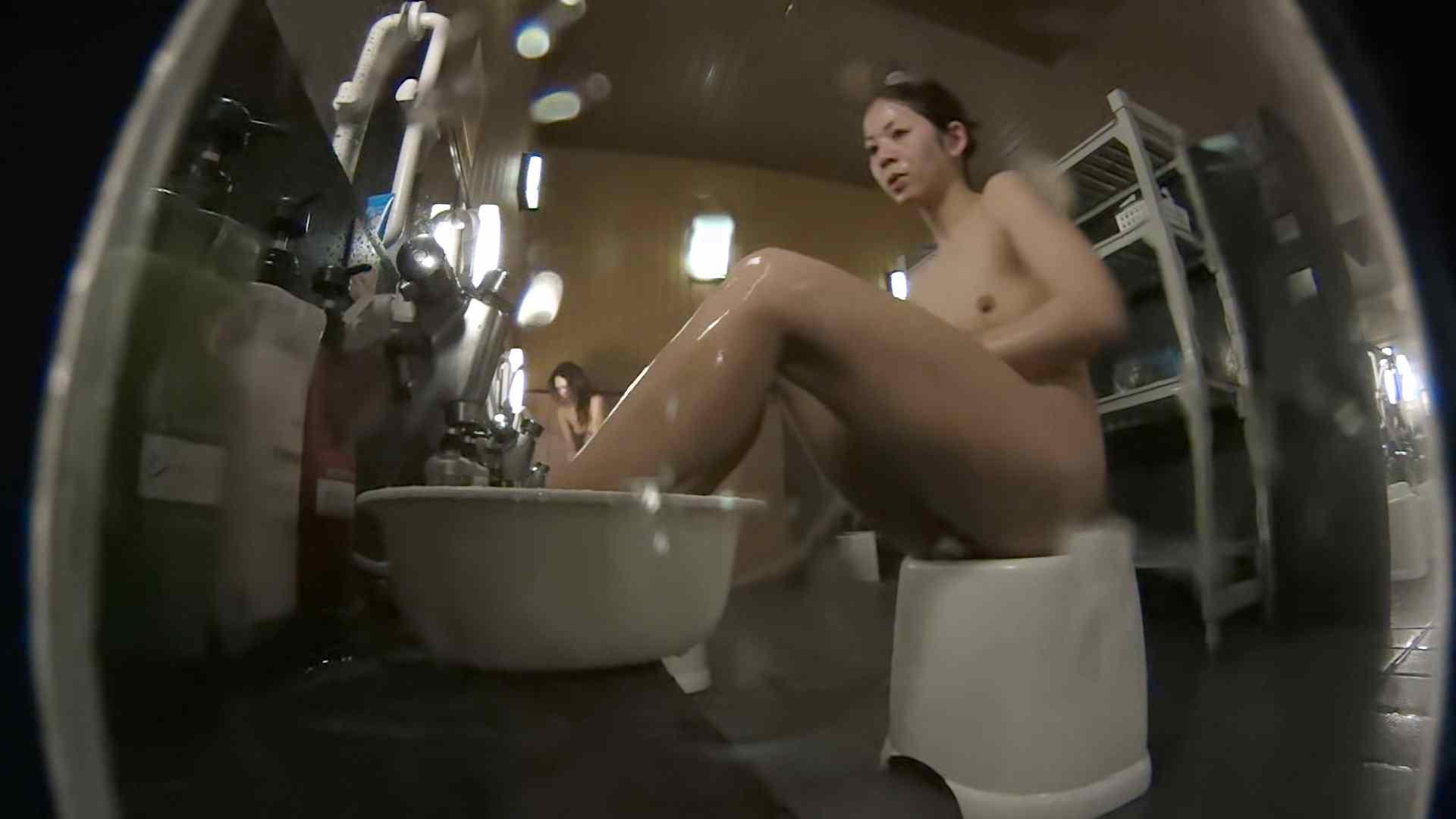 TG.11 お目々パッチリでバカっぽいオネエさん 女湯 戯れ無修正画像 50画像 7