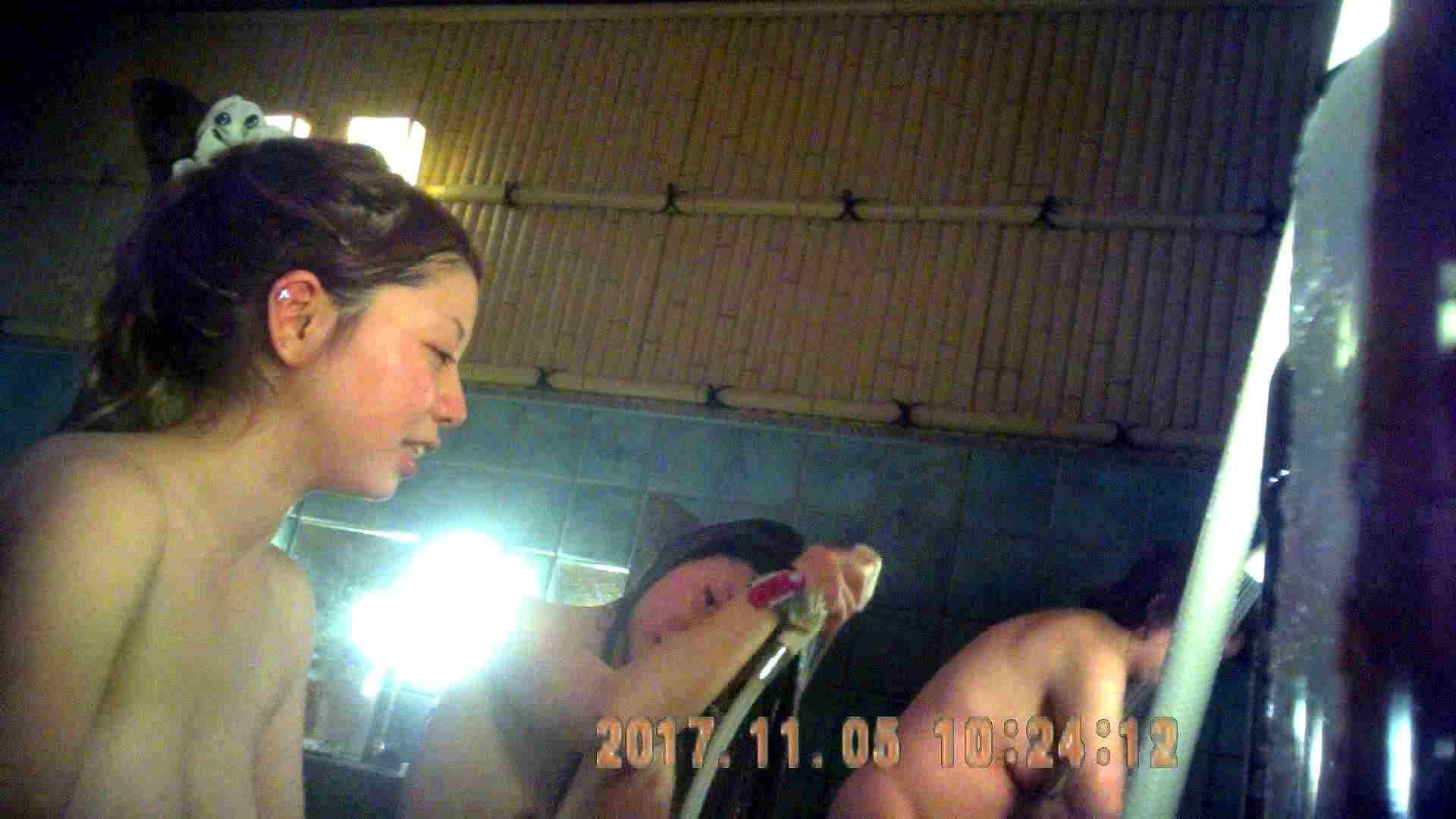 TG.07 【上等兵】顔立ちはっきりオッパイもっちりのお嬢さん 女風呂 | 垂れ乳  62画像 1
