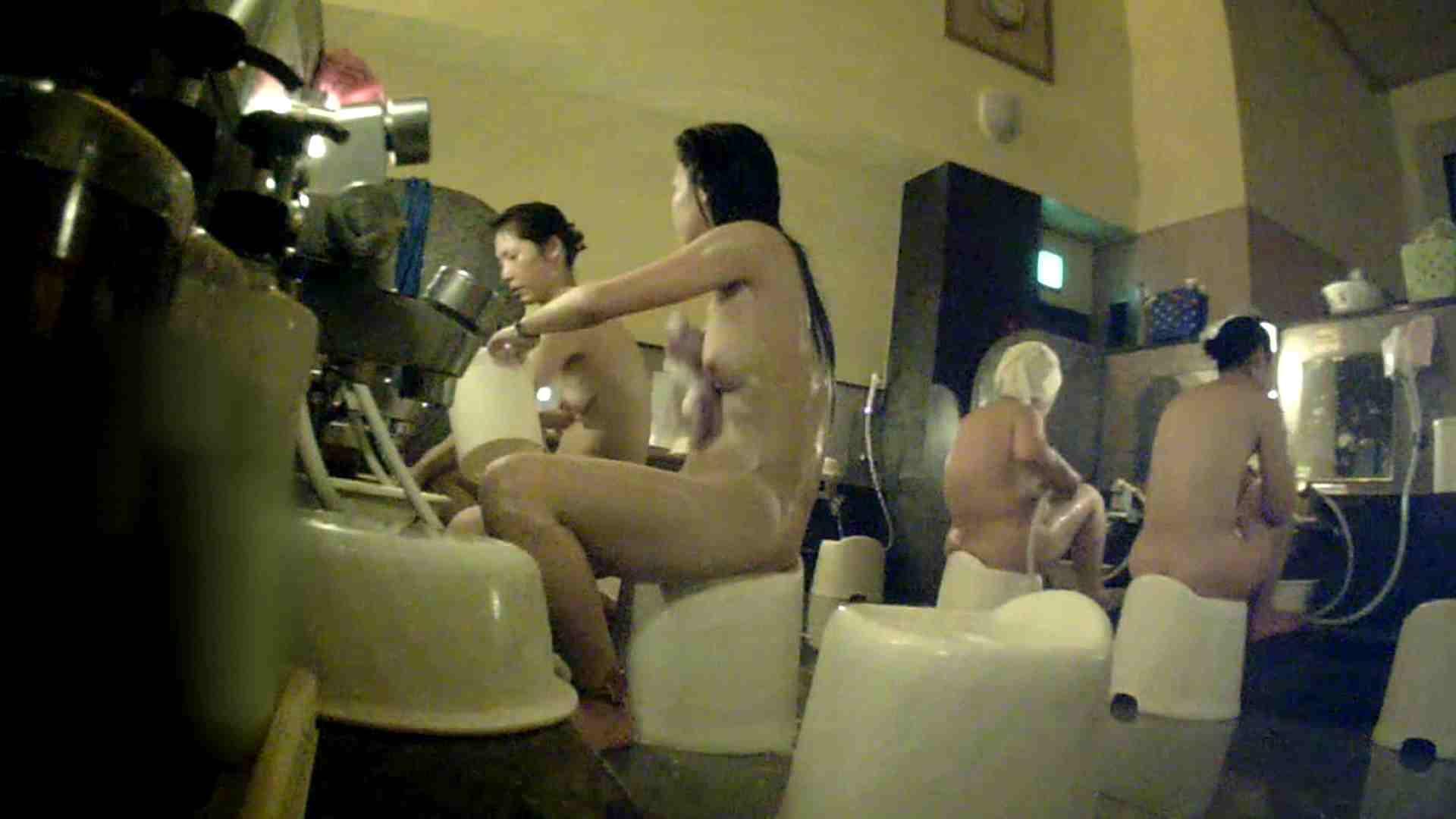 [画質UP]TG.17 【二等兵】ちょっと遠い…オデコの広い優しいお女市さん 女風呂 | 美乳  89画像 26