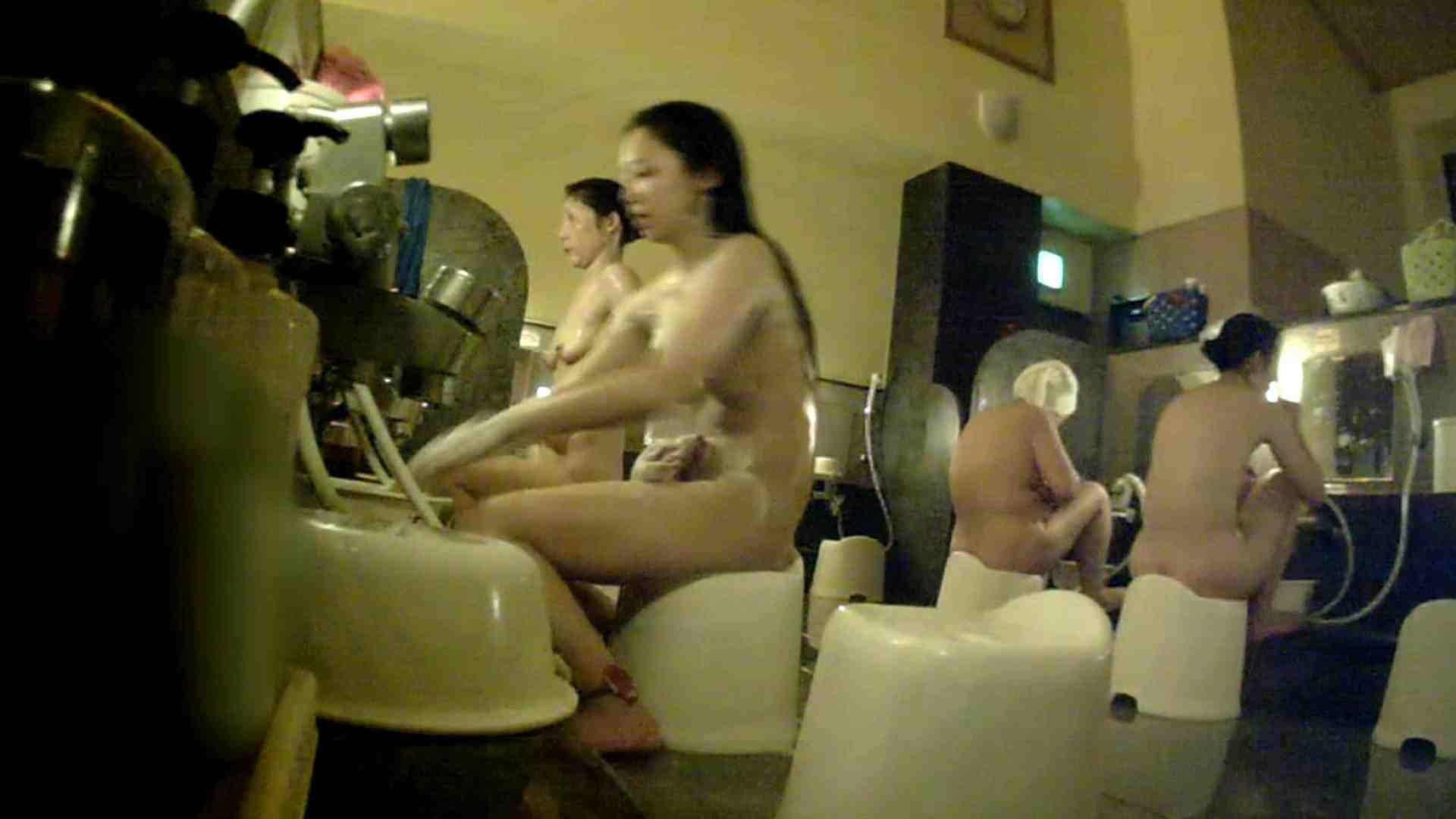 [画質UP]TG.17 【二等兵】ちょっと遠い…オデコの広い優しいお女市さん 女風呂  89画像 30