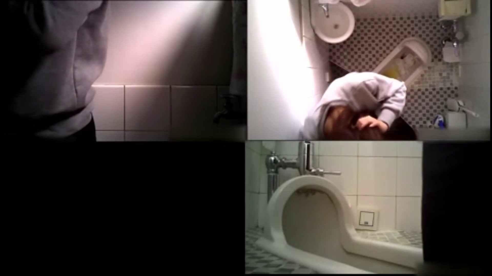 Vol.05 花の女子大生 トイレ恥態 進化系マルチアングル!! 女子大生 濡れ場動画紹介 66画像 38