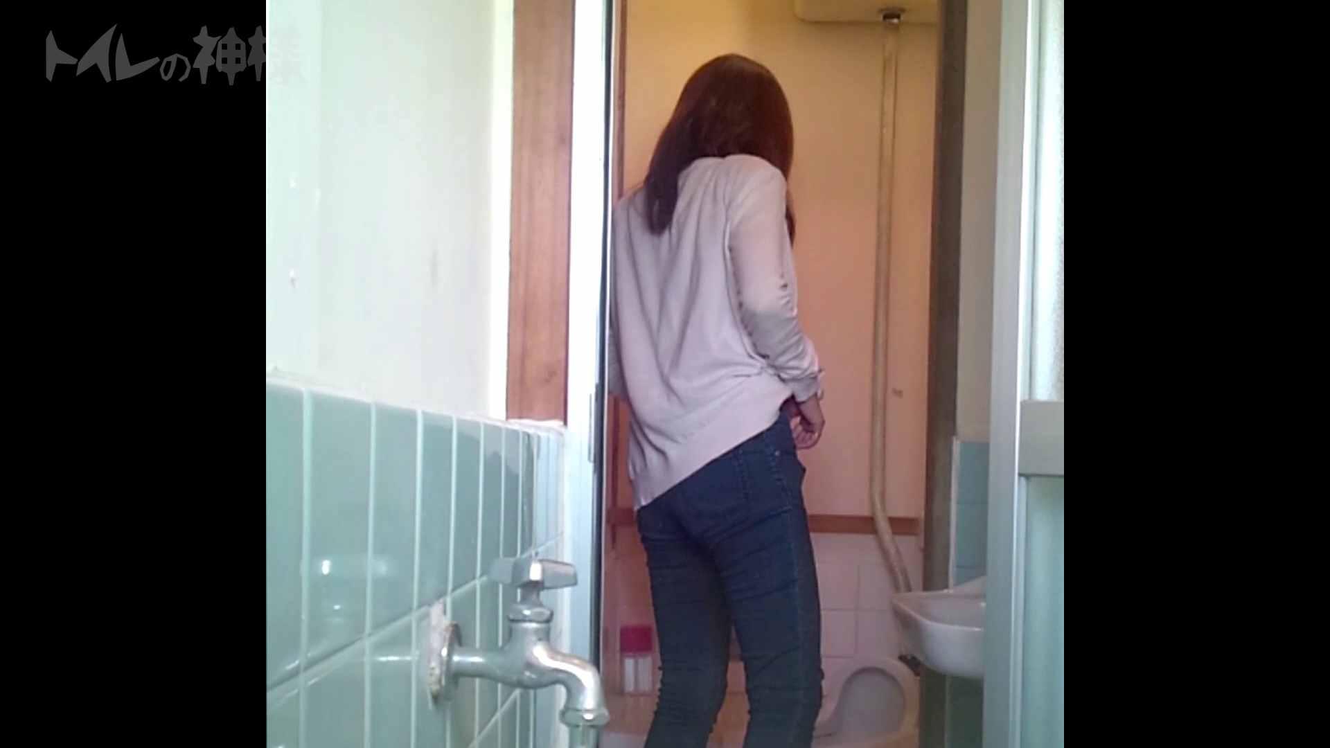トイレの神様 Vol.07 検尿カップを持って・・・。 洗面所 ヌード画像 88画像 4