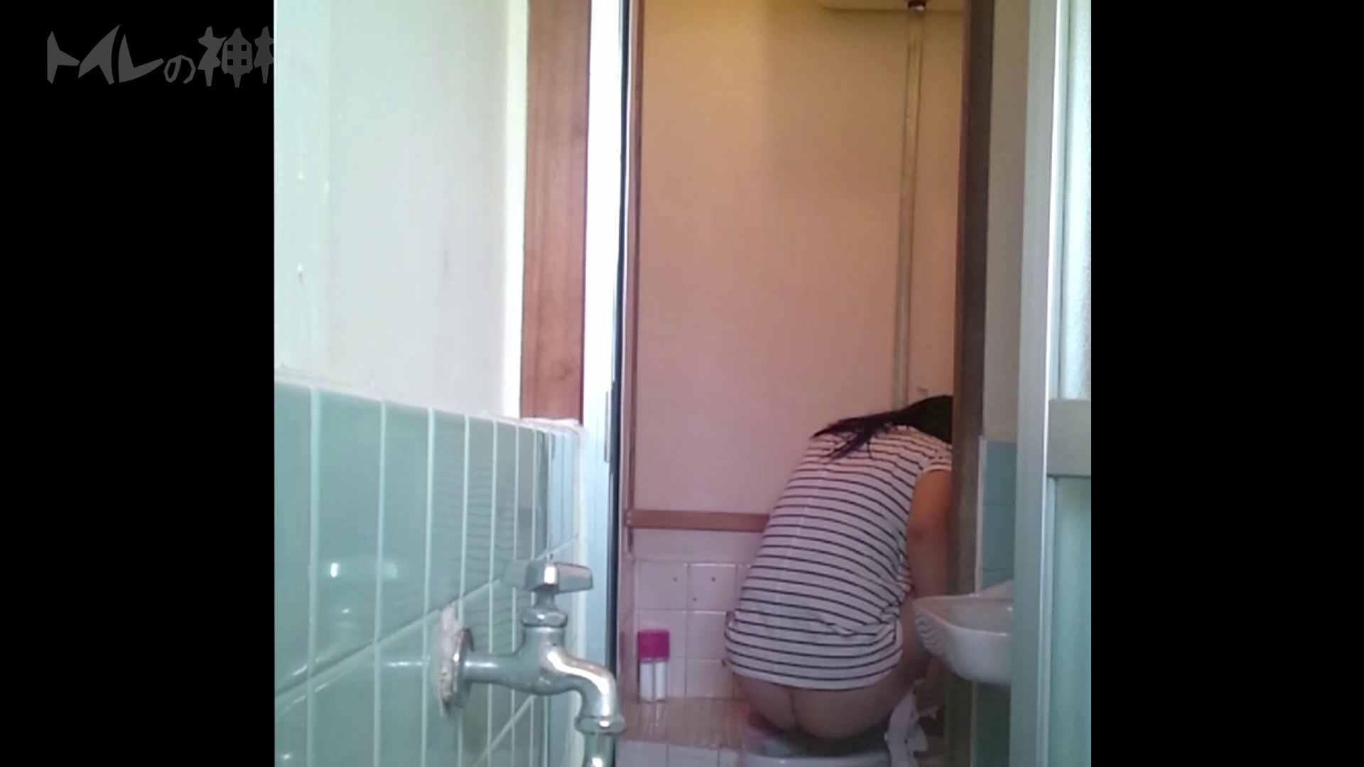 トイレの神様 Vol.07 検尿カップを持って・・・。 ギャル攻め おめこ無修正画像 88画像 8