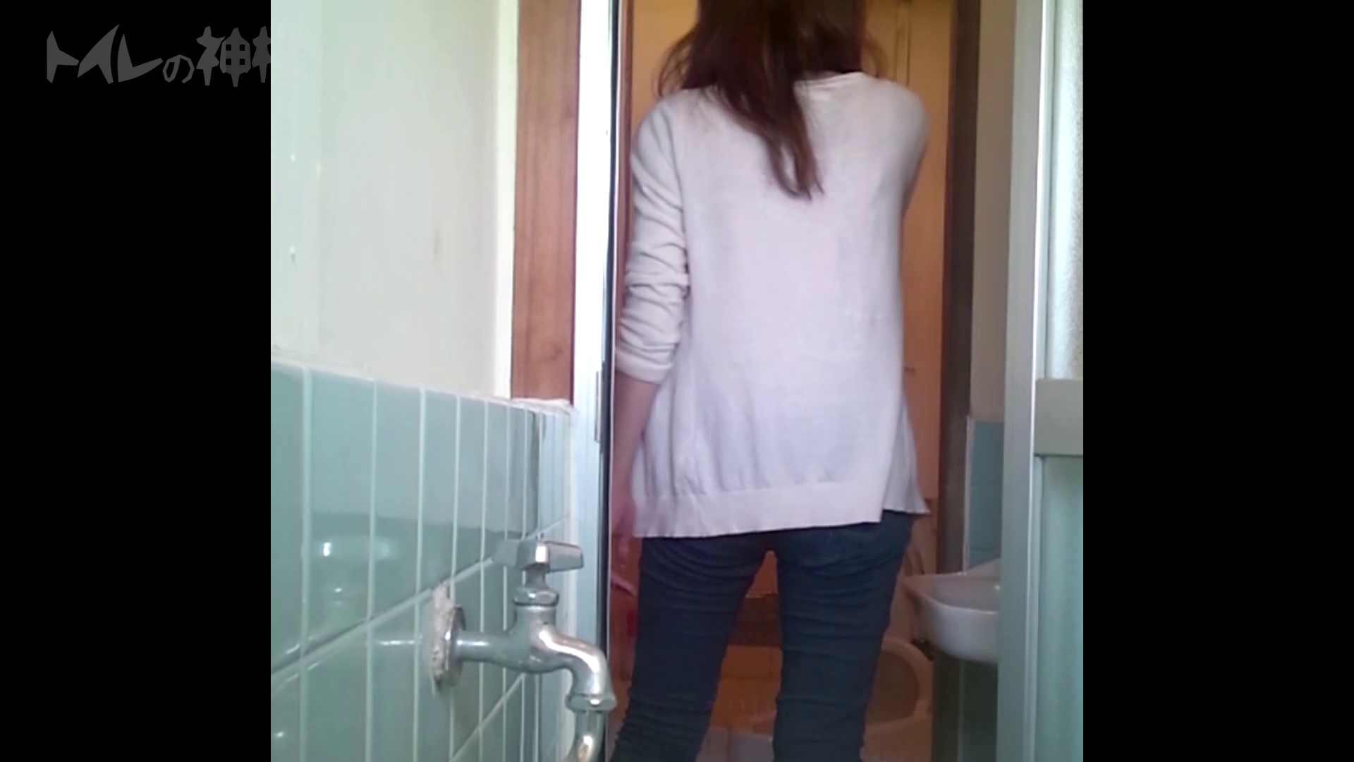 トイレの神様 Vol.07 検尿カップを持って・・・。 ギャル攻め おめこ無修正画像 88画像 26