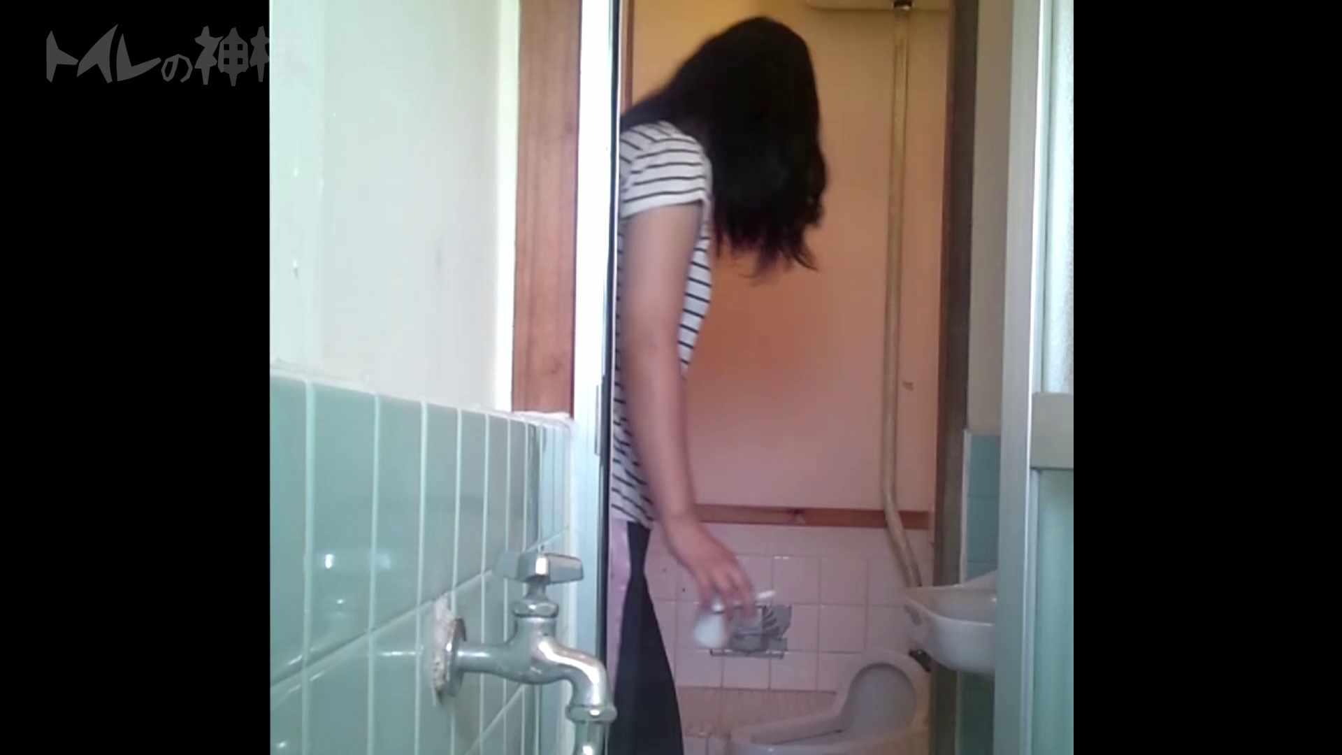 トイレの神様 Vol.07 検尿カップを持って・・・。 ギャル攻め おめこ無修正画像 88画像 68