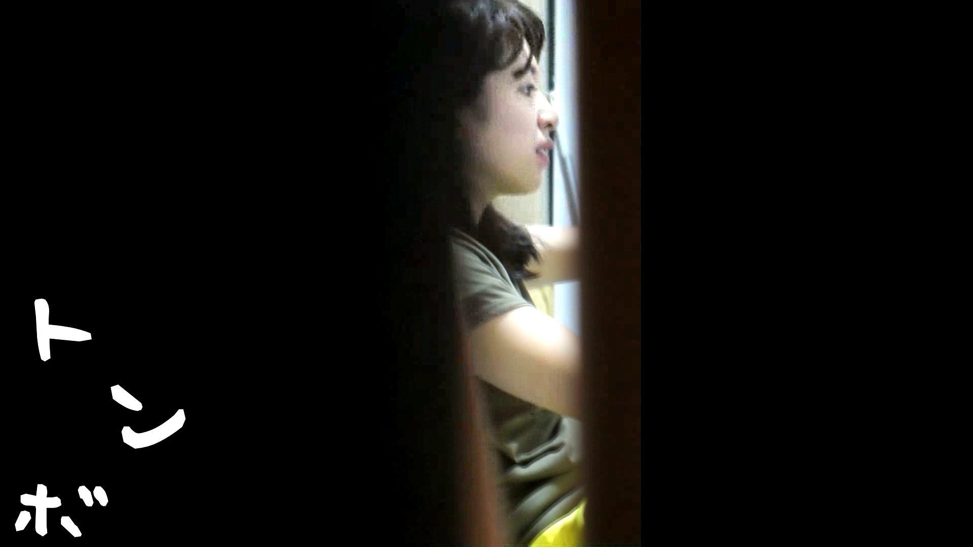 リアル盗撮 ピアスが可愛い一人暮らし女子大生の部屋ヌード 美肌 えろ無修正画像 55画像 3