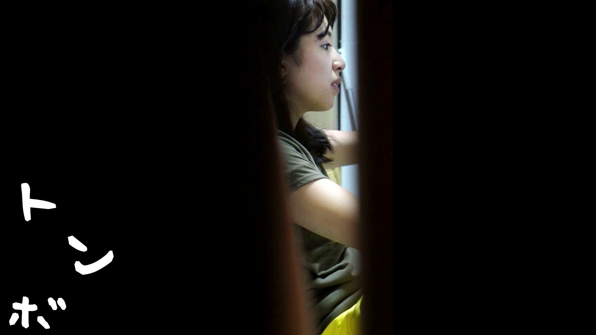 リアル盗撮 ピアスが可愛い一人暮らし女子大生の部屋ヌード 細身女性 オメコ動画キャプチャ 55画像 4