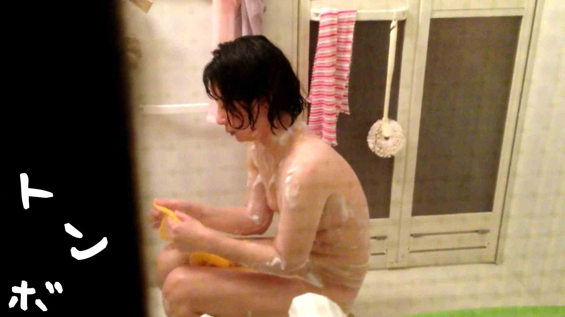 リアル盗撮 美人女市女末の入浴(女末 JD編 美肌 エロ無料画像 80画像 63
