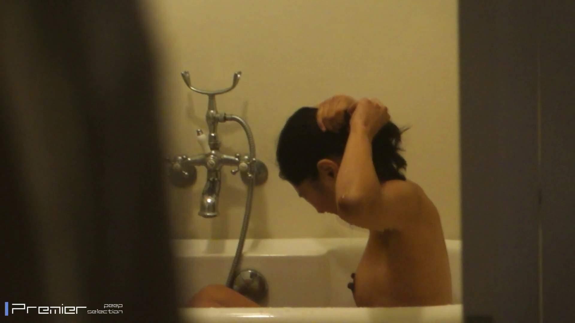 美女達の私生活に潜入!現役美人モデルの入浴シーン 桃色乳首 SEX無修正画像 104画像 24