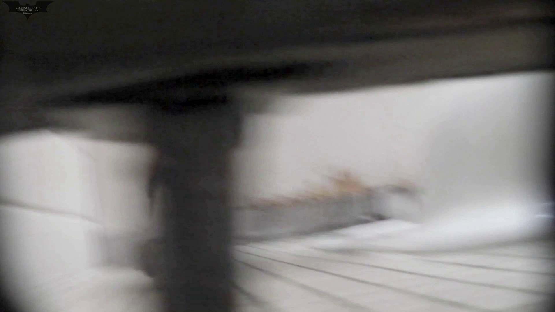 洗面所特攻隊 vol.64 運動不足?繊維不足?いやいや水分不足? 丸見え われめAV動画紹介 84画像 56
