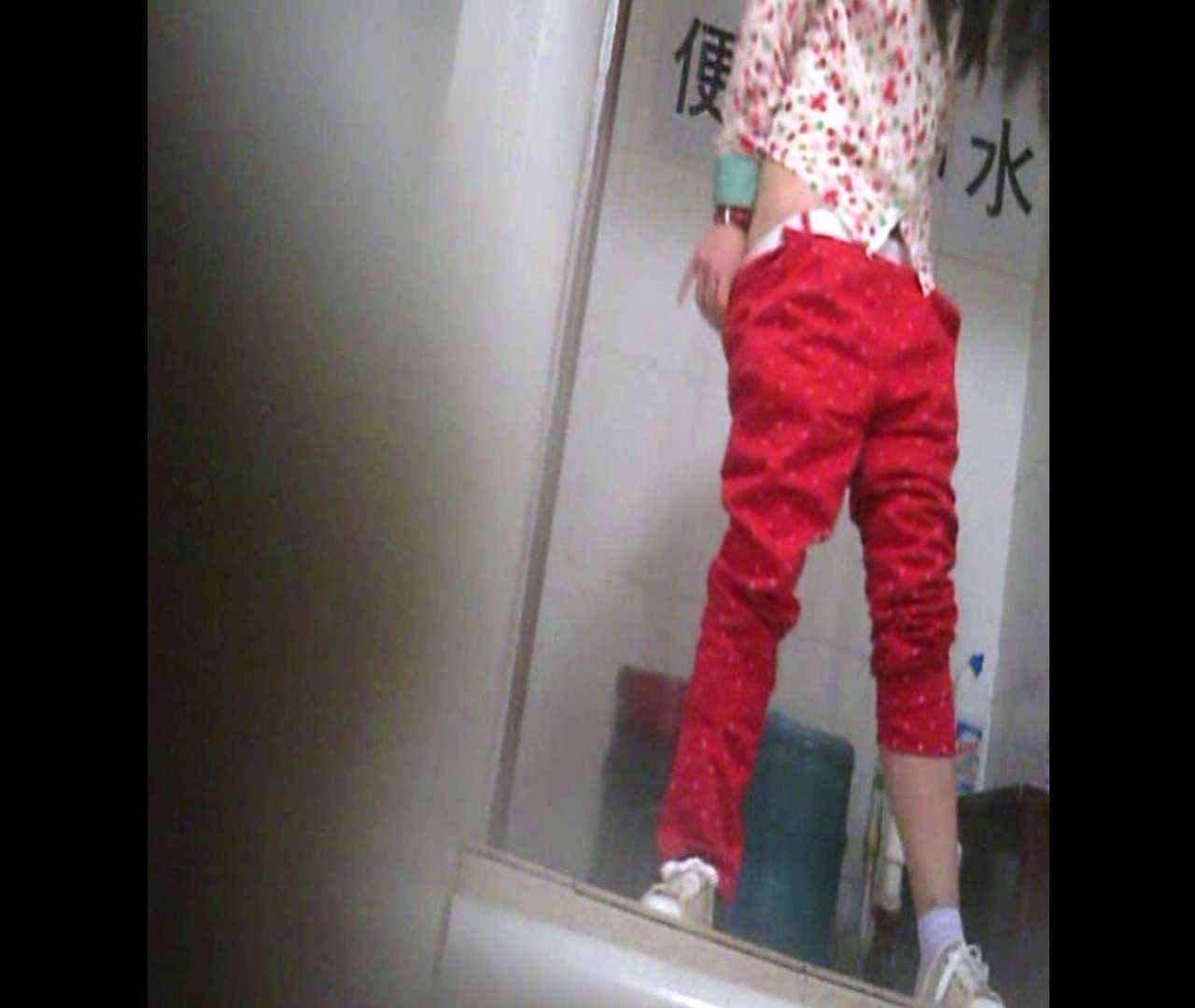 Vol.01 赤のパンツスタイルがとっても眩しい!! 洗面所  61画像 57