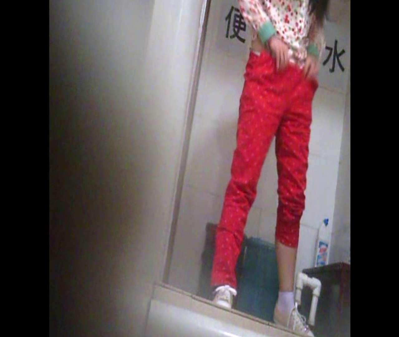 Vol.01 赤のパンツスタイルがとっても眩しい!! 洗面所  61画像 60