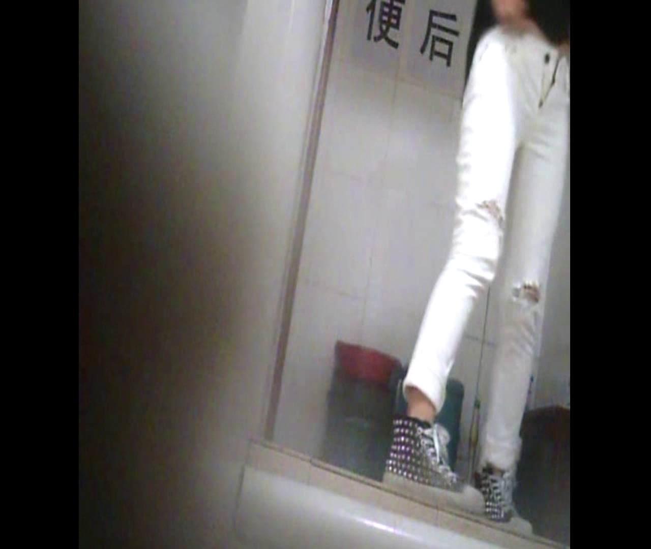 Vol.14 白のデニムなのにしみませんか? 洗面所 エロ無料画像 111画像 2