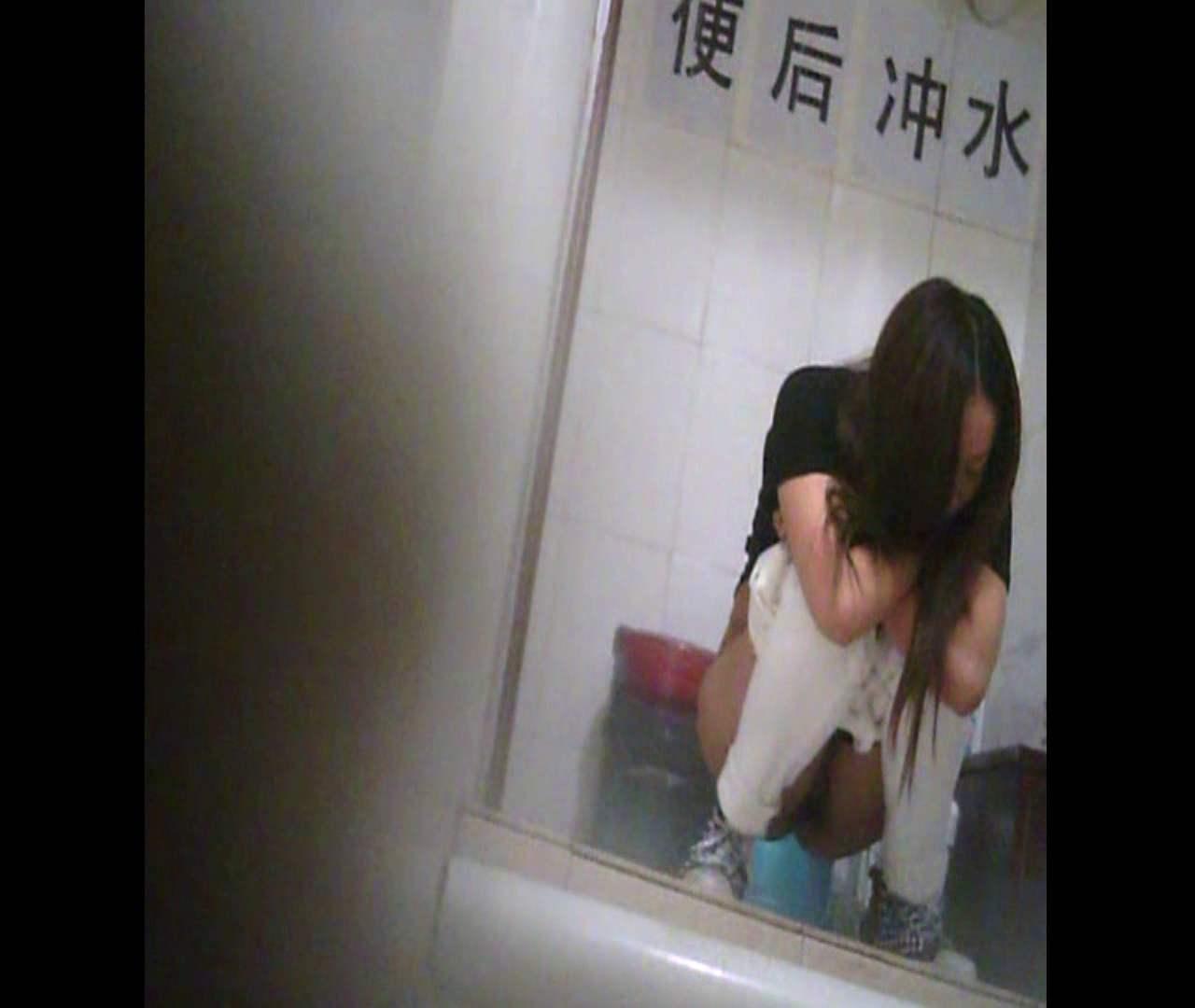 Vol.14 白のデニムなのにしみませんか? 洗面所 エロ無料画像 111画像 41