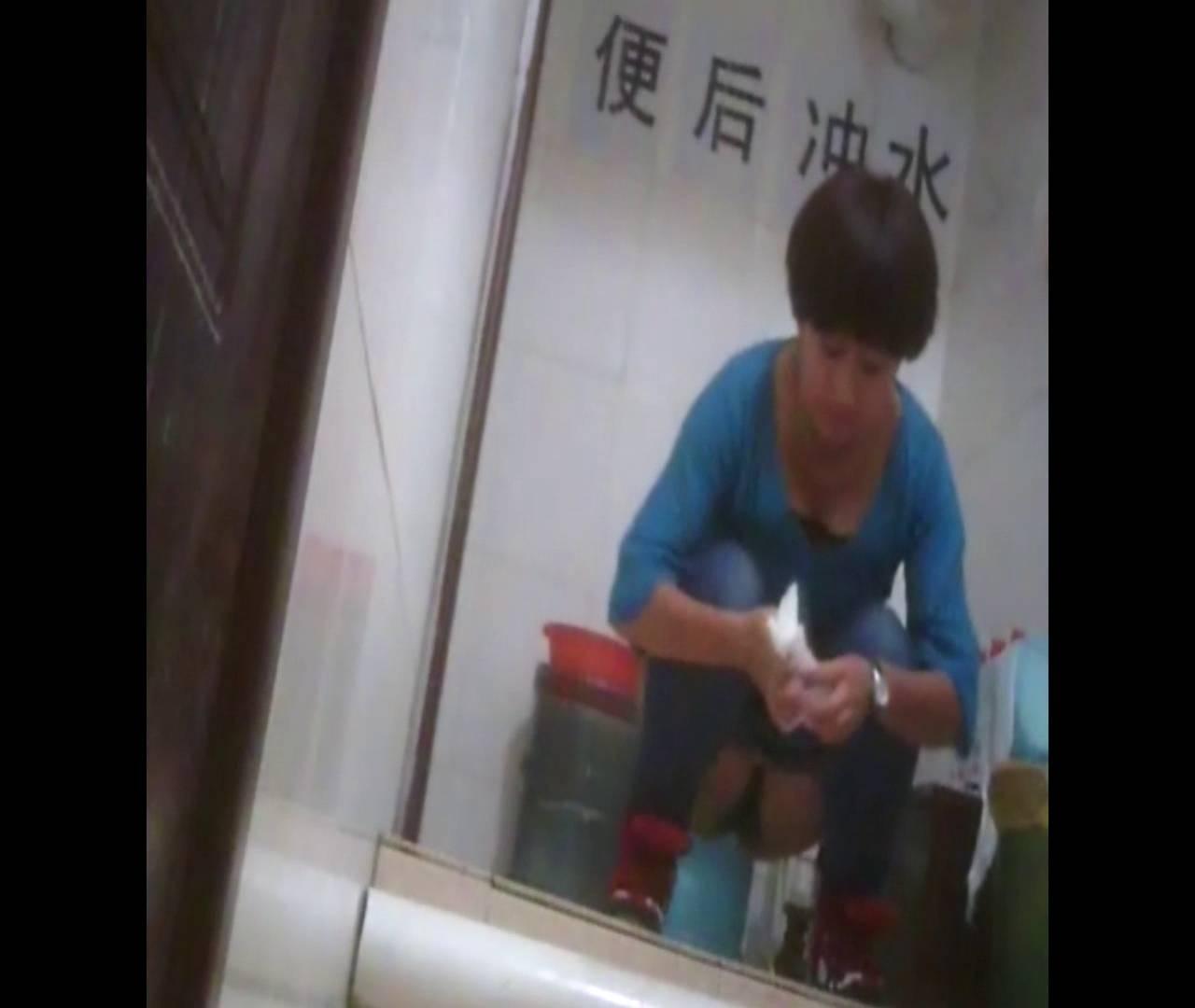 Vol.37 豊満な胸を持つマッシュルームカットな彼女 洗面所 | 丸見え  63画像 7