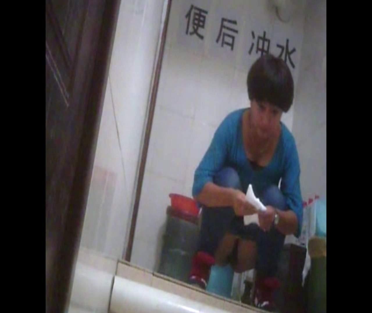 Vol.37 豊満な胸を持つマッシュルームカットな彼女 洗面所  63画像 12