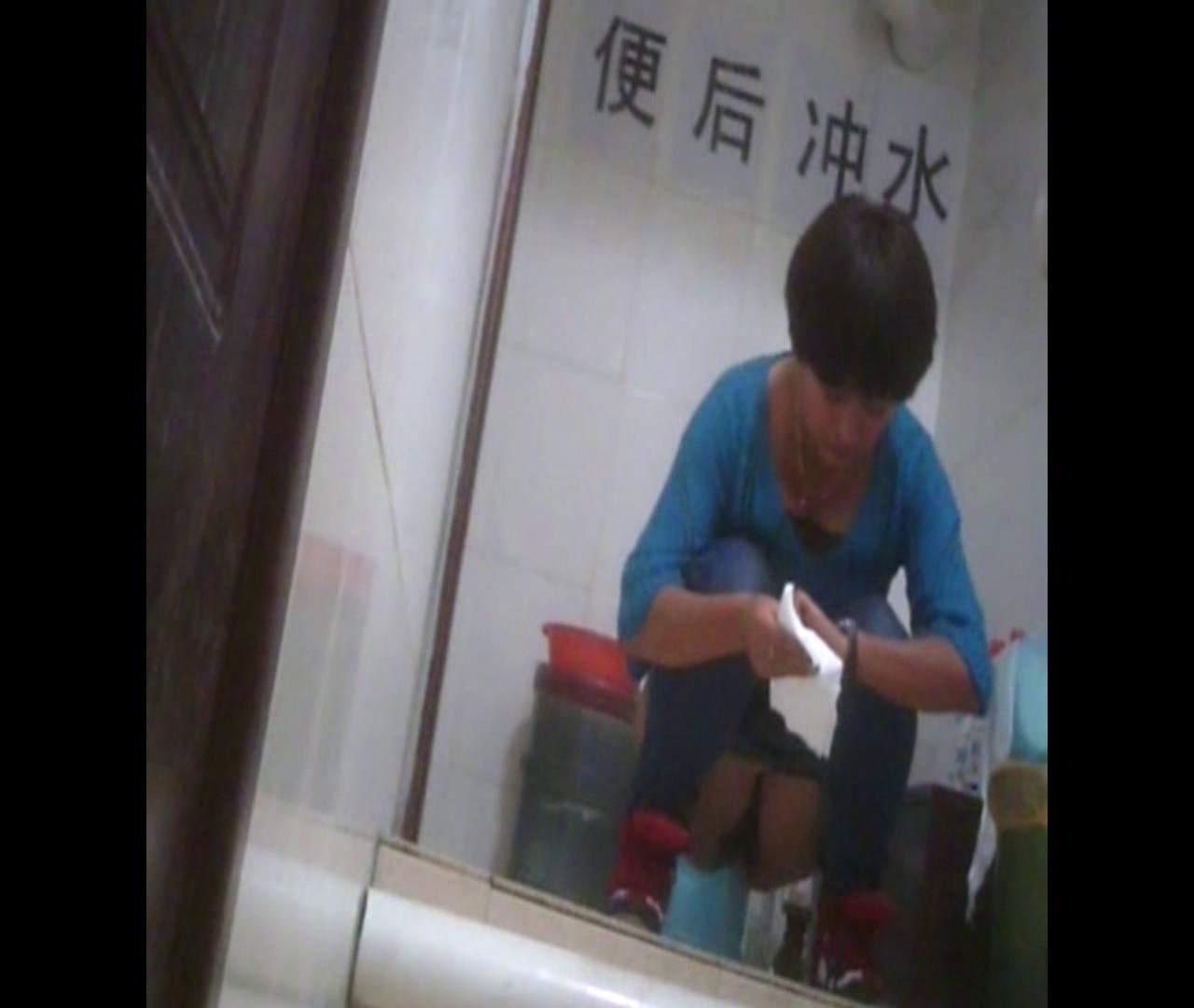 Vol.37 豊満な胸を持つマッシュルームカットな彼女 洗面所 | 丸見え  63画像 16
