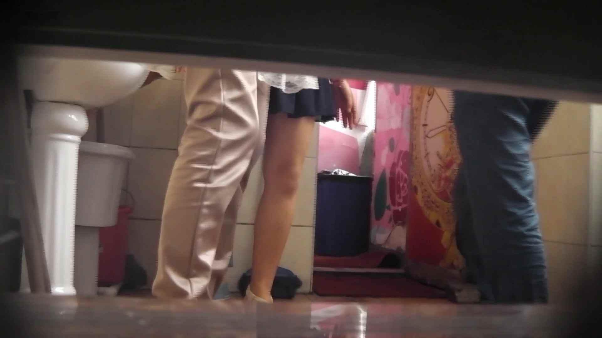 ステーション編 vol43 ゆきりん、長蛇の列生足たちに怒られる 洗面所 おまんこ動画流出 109画像 107