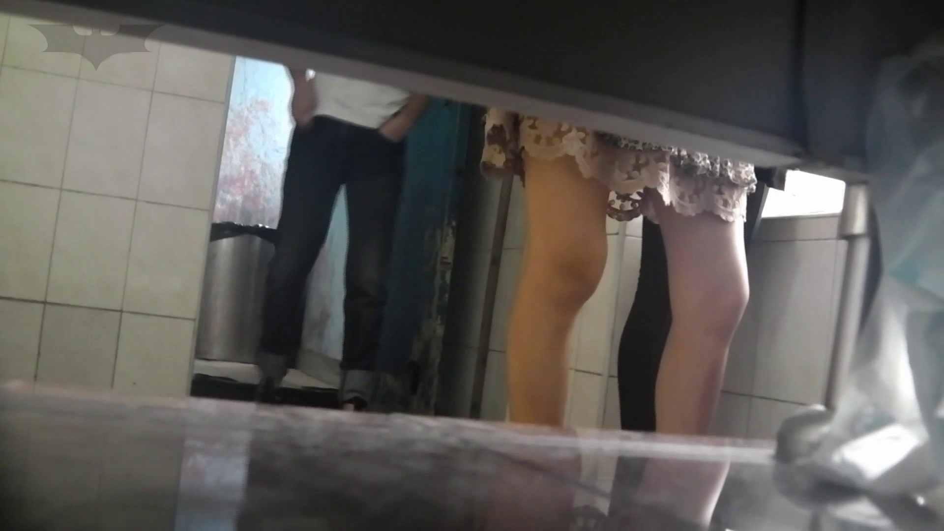 ステーション編 vol52 我慢して個室に入ったら。  :-)!! ギャル攻め 性交動画流出 84画像 14