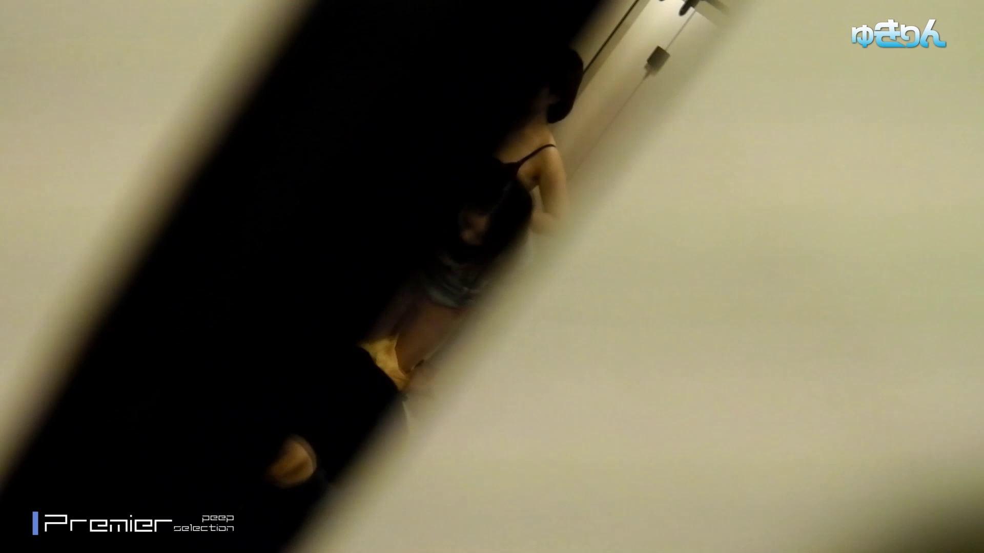 新世界の射窓 No89 あの有名のショーに出ているモデルが偶然に利用するという 洗面所  113画像 38