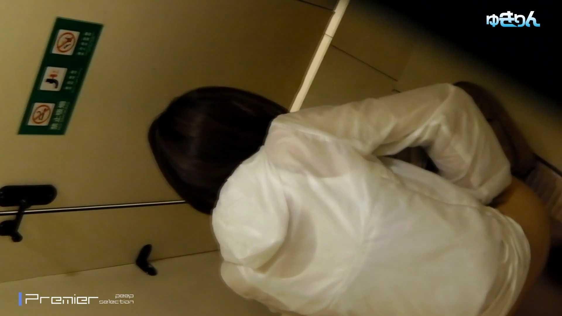 新世界の射窓 No89 あの有名のショーに出ているモデルが偶然に利用するという 洗面所 | 0  113画像 63