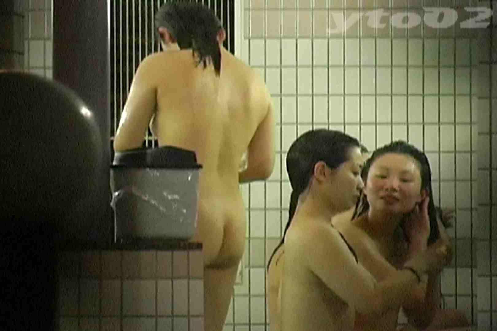 ▲復活限定▲合宿ホテル女風呂盗撮 Vol.12 ギャル攻め ヌード画像 59画像 58
