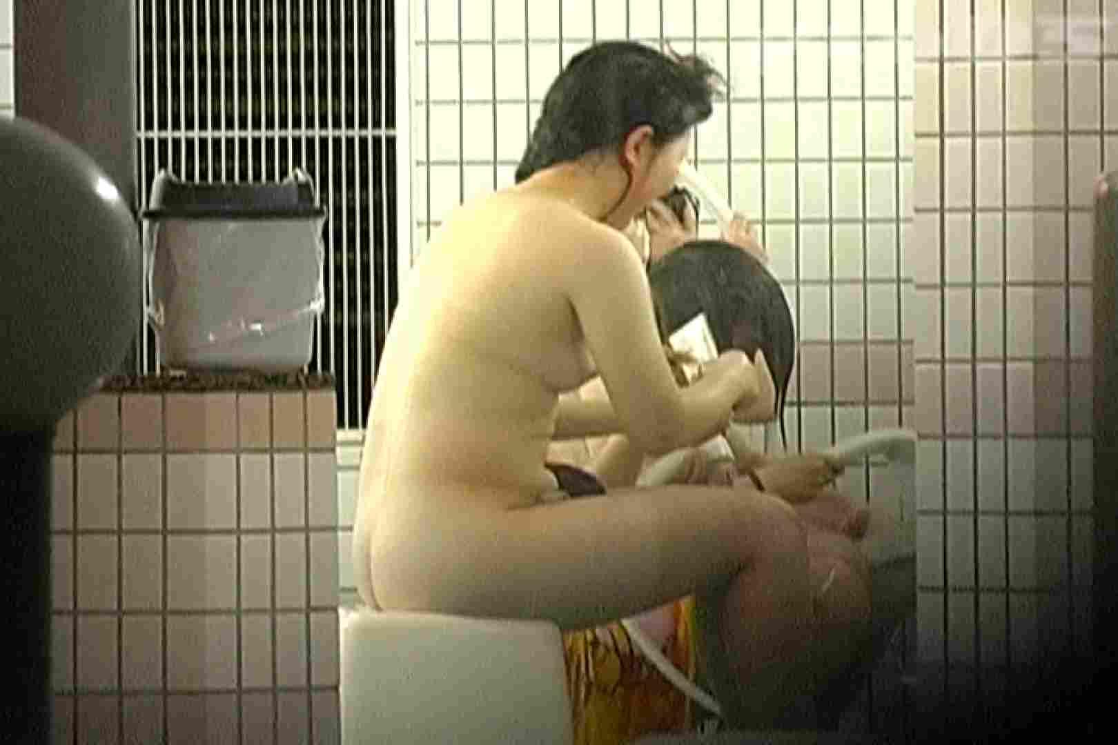 ▲復活限定▲合宿ホテル女風呂盗撮 Vol.27 合宿中の出来事 性交動画流出 95画像 38