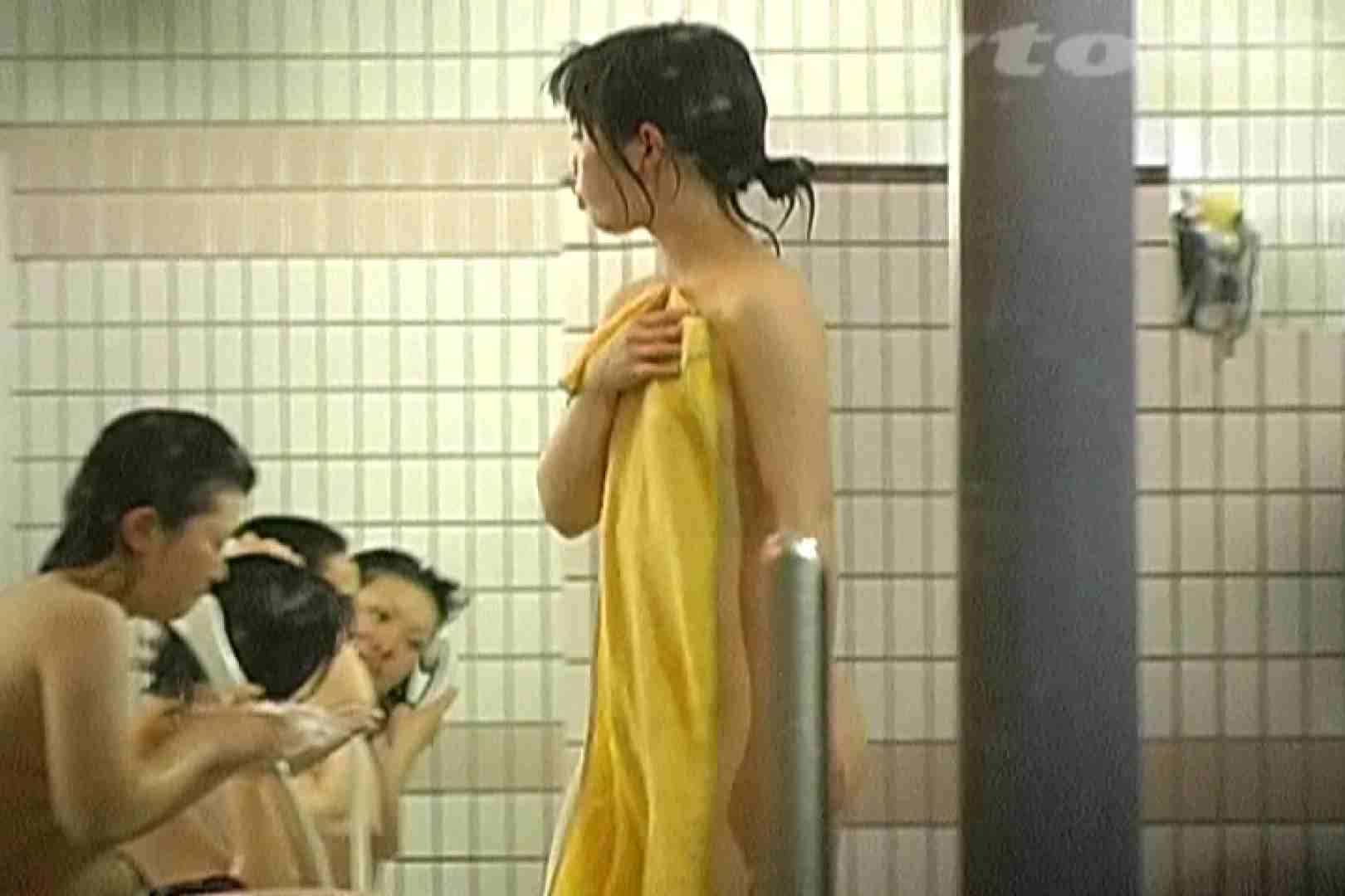 ▲復活限定▲合宿ホテル女風呂盗撮 Vol.27 合宿中の出来事 性交動画流出 95画像 70