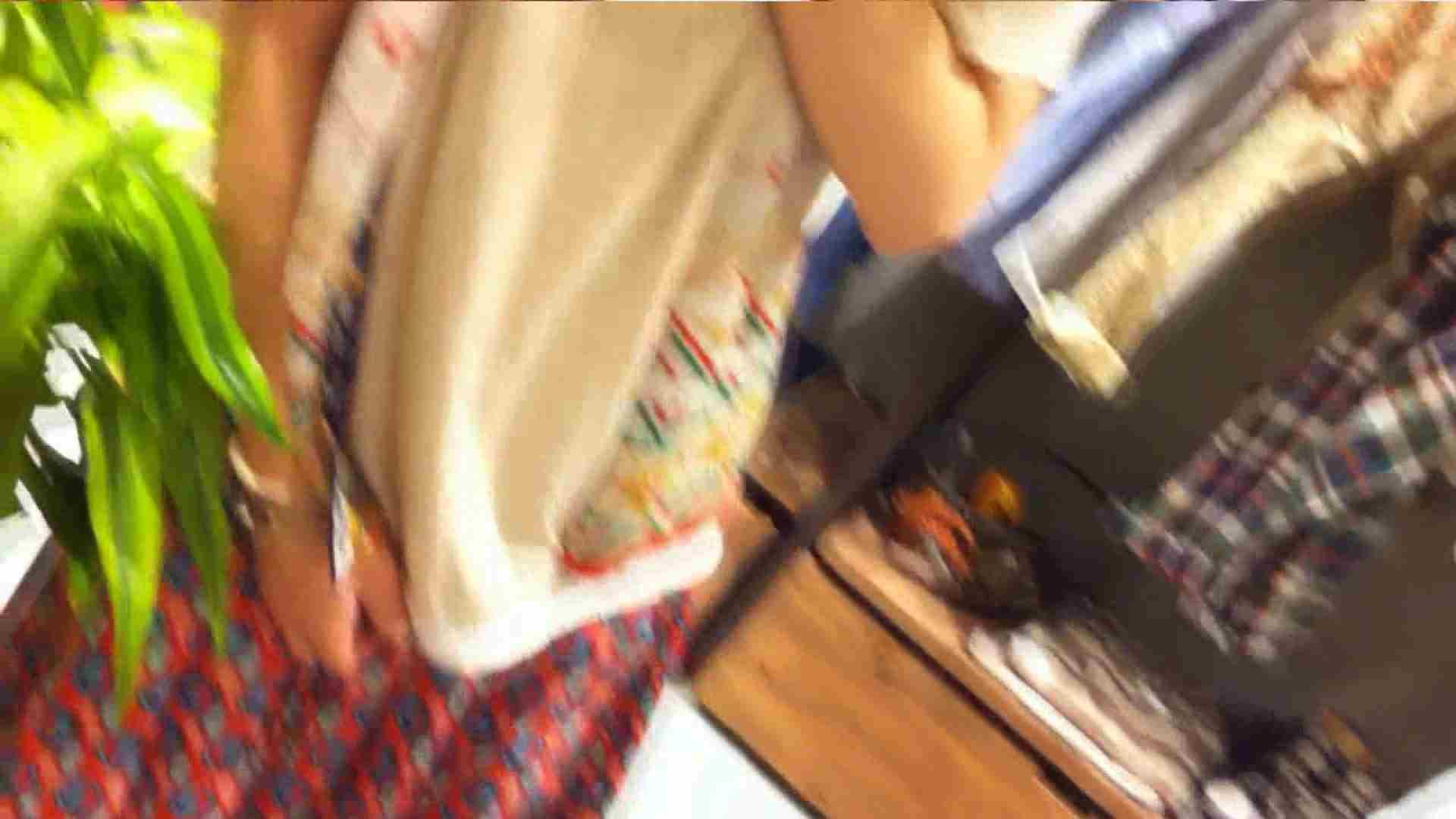 オマンコ丸見え:可愛いカリスマ店員限定‼胸チラ&パンチラ vol.05:のぞき本舗 中村屋