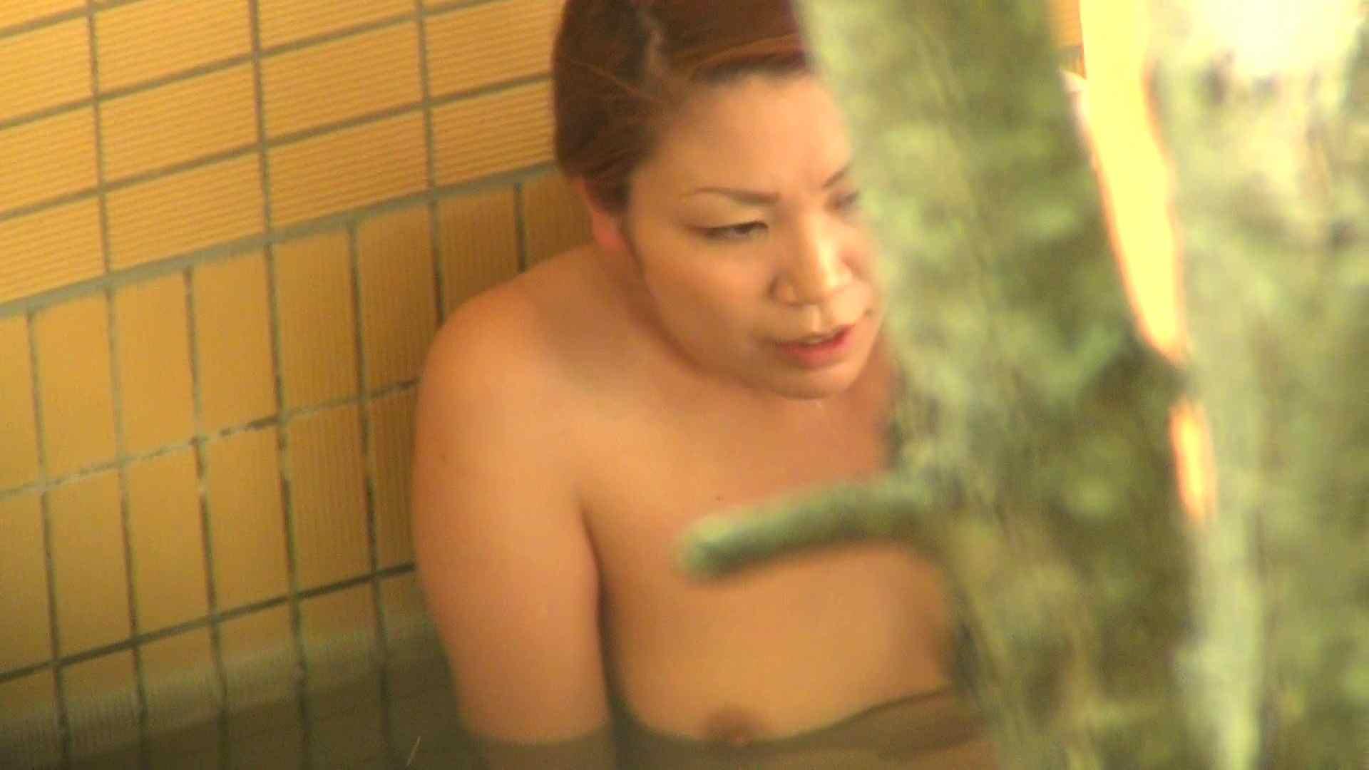 オマンコ丸見え:Aquaな露天風呂Vol.295:のぞき本舗 中村屋