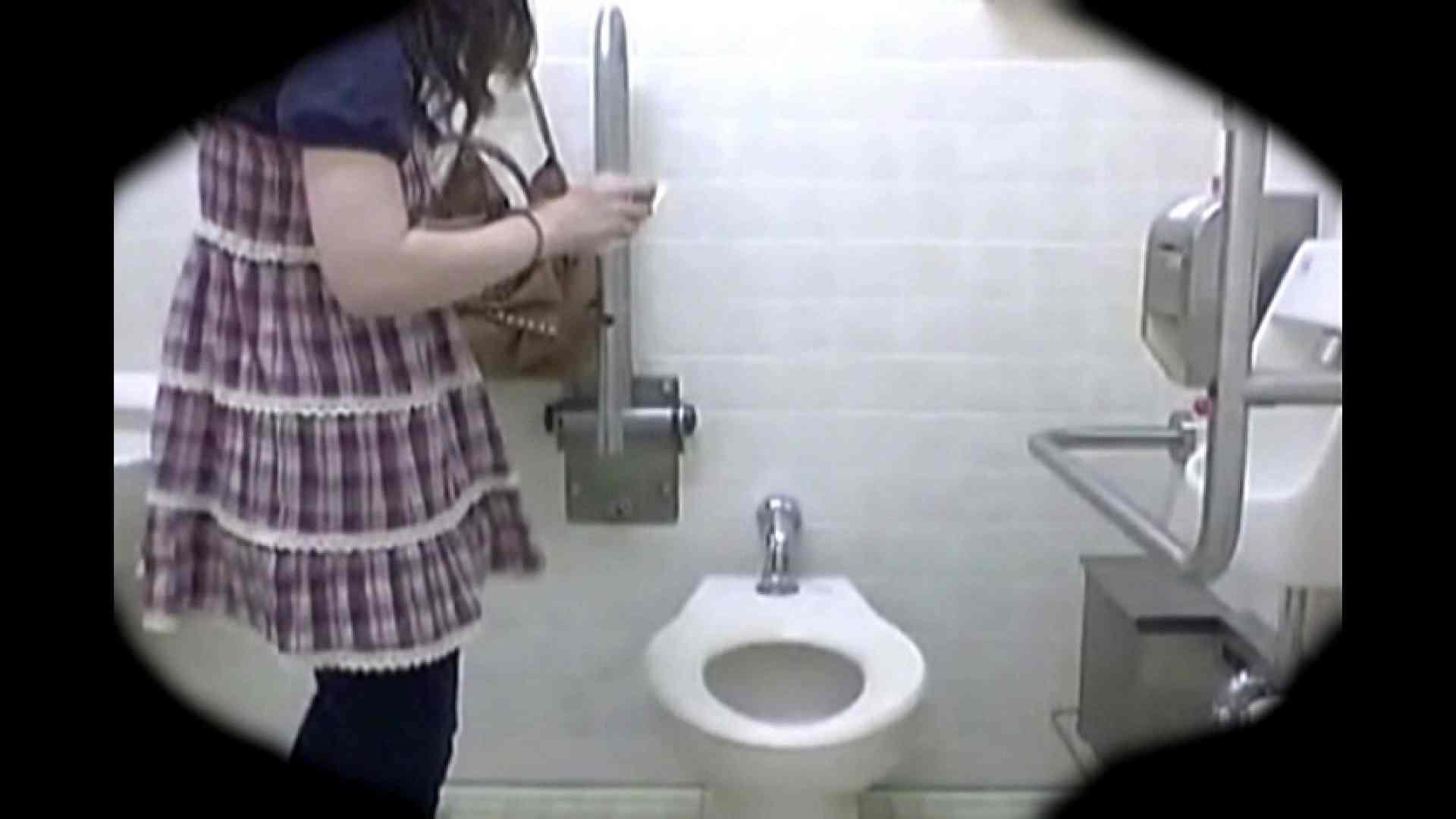 オマンコ丸見え:teen galトイレ覗き紙がナイ編‼vol.04:のぞき本舗 中村屋
